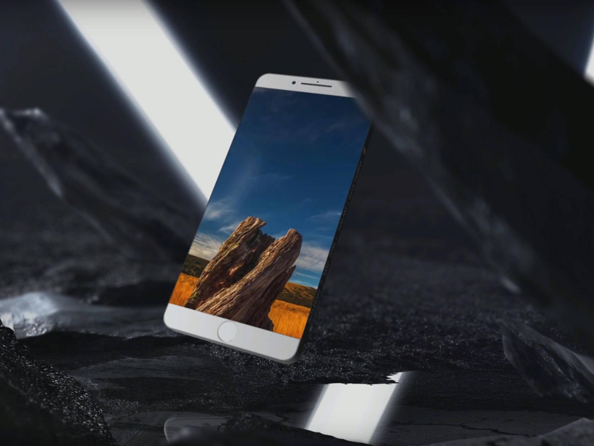 Ob das echte iPhone 7 auch so schön aussehen wird?
