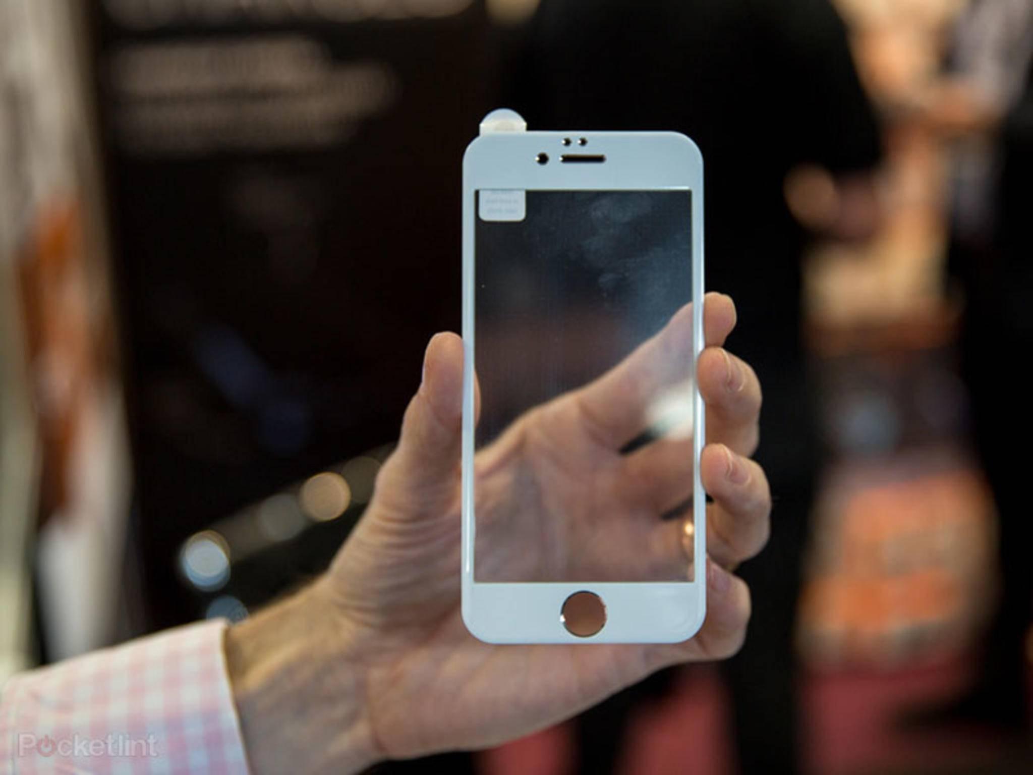 Eine Schutzhülle fürs iPhone 7 zeigt einen weiteren Sensor.