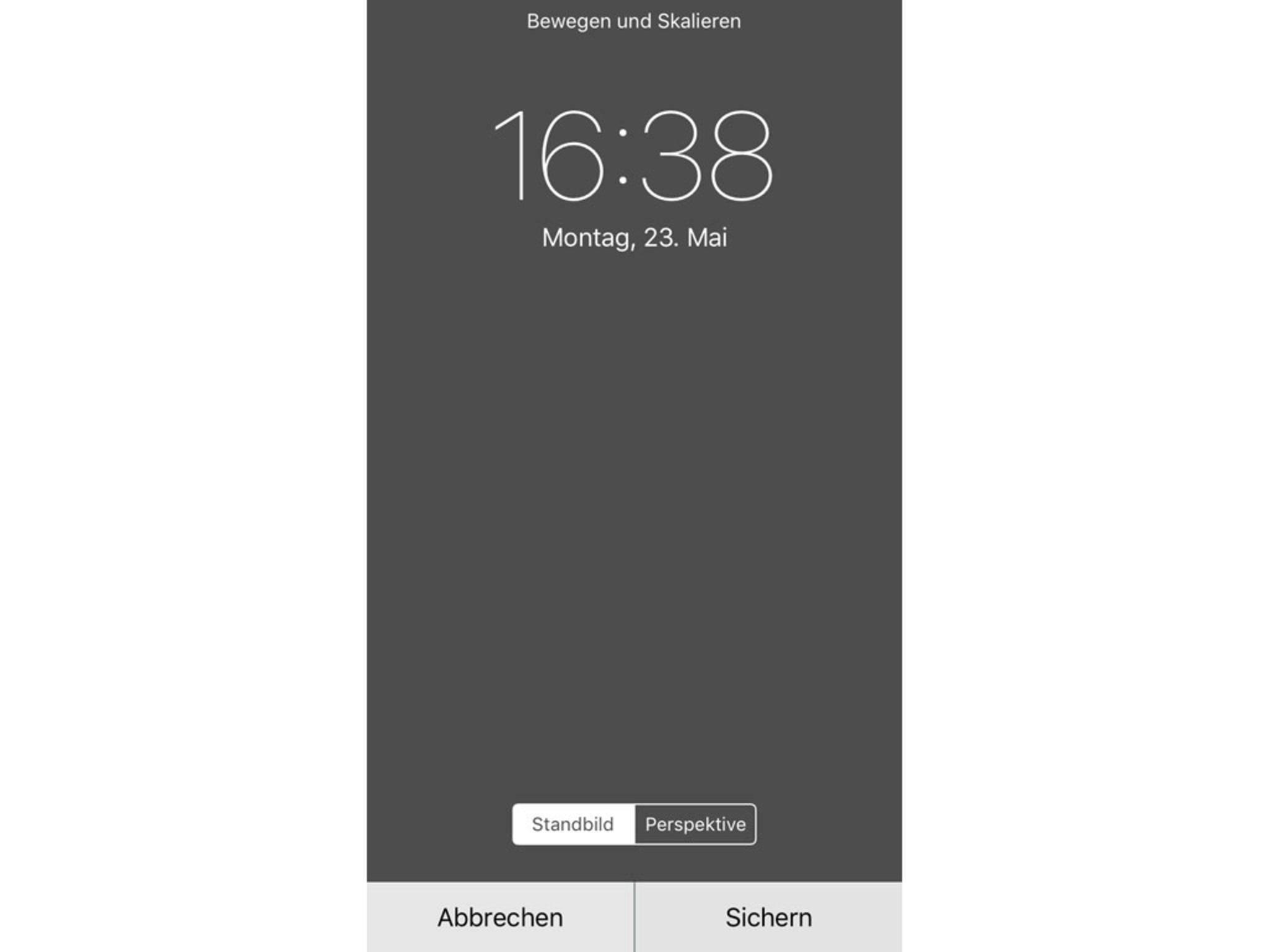 iPhone-Dock-verstecken5