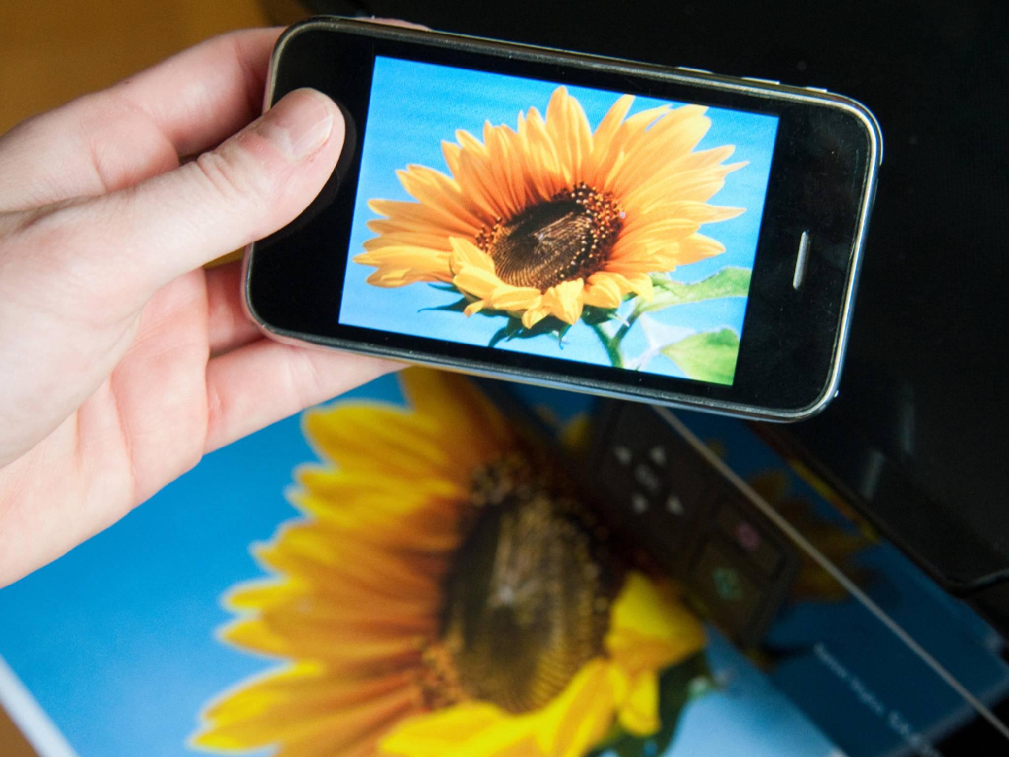 Drucken mit dem Smartphone ist leichter als Du denkst.