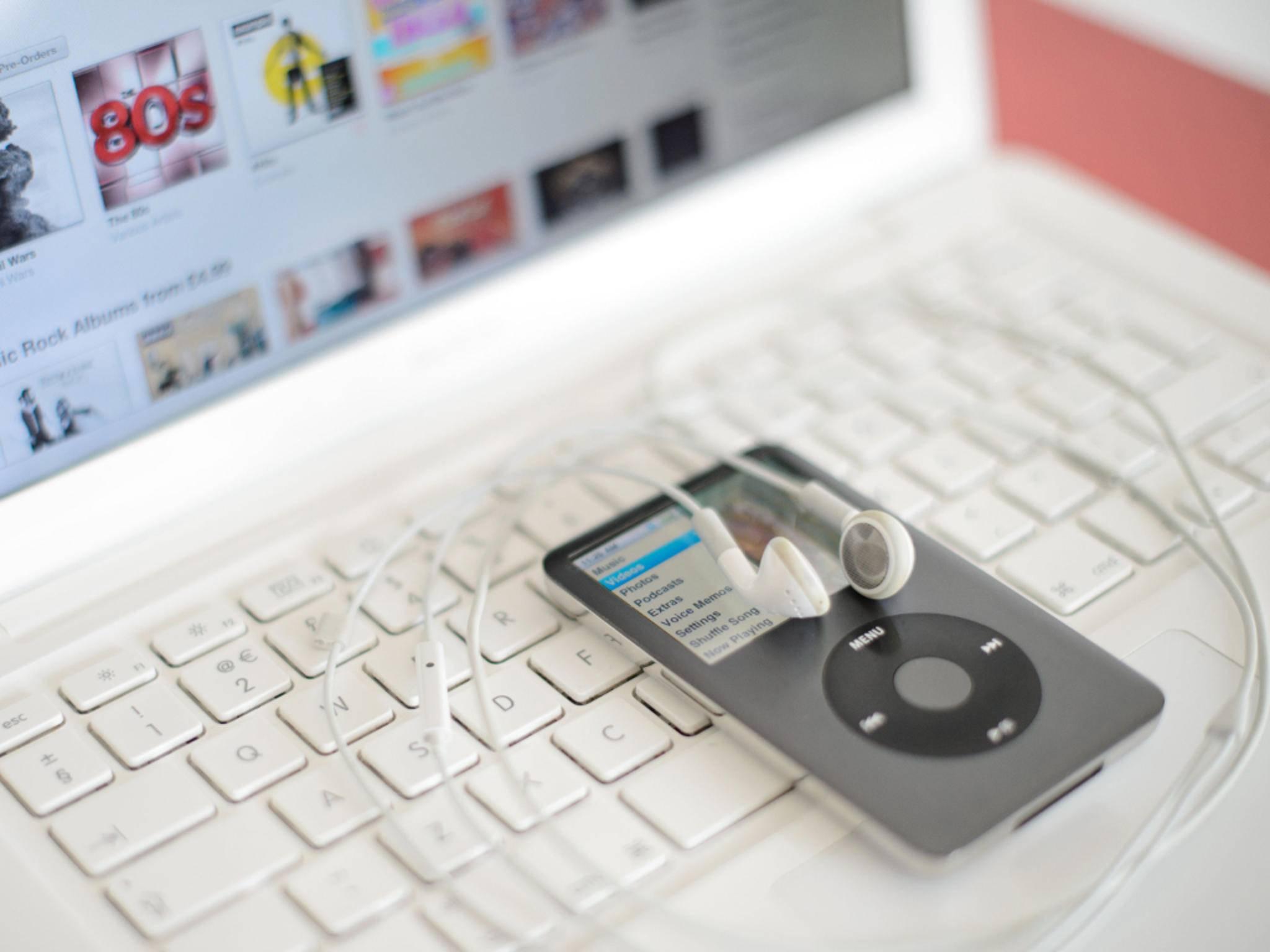 Auch in Zukunft wird man wohl Songs von iTunes auf seinen iPod laden können.