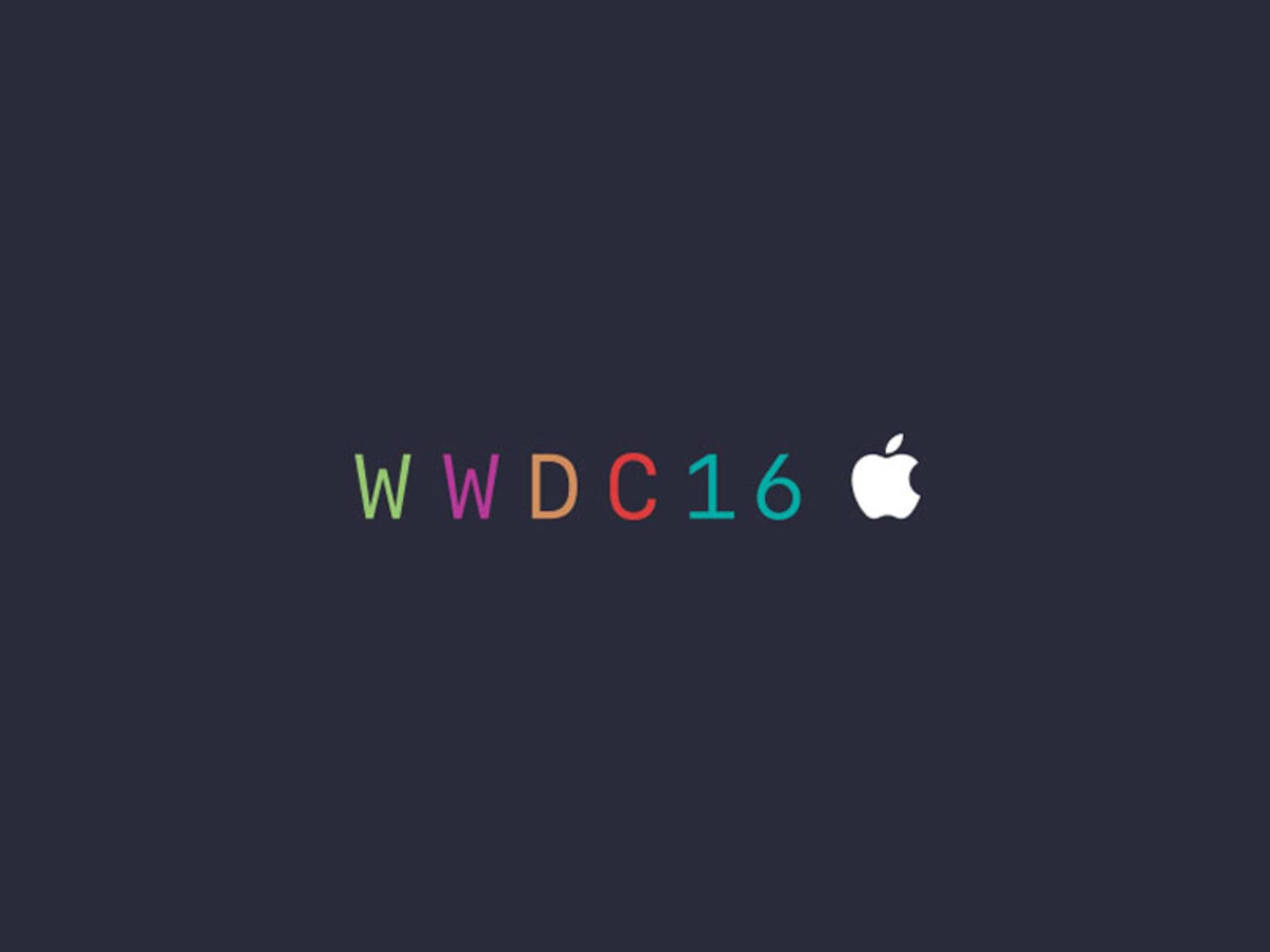 Auf der WWDC 16 wird iOS 10 im Vordergrund stehen.