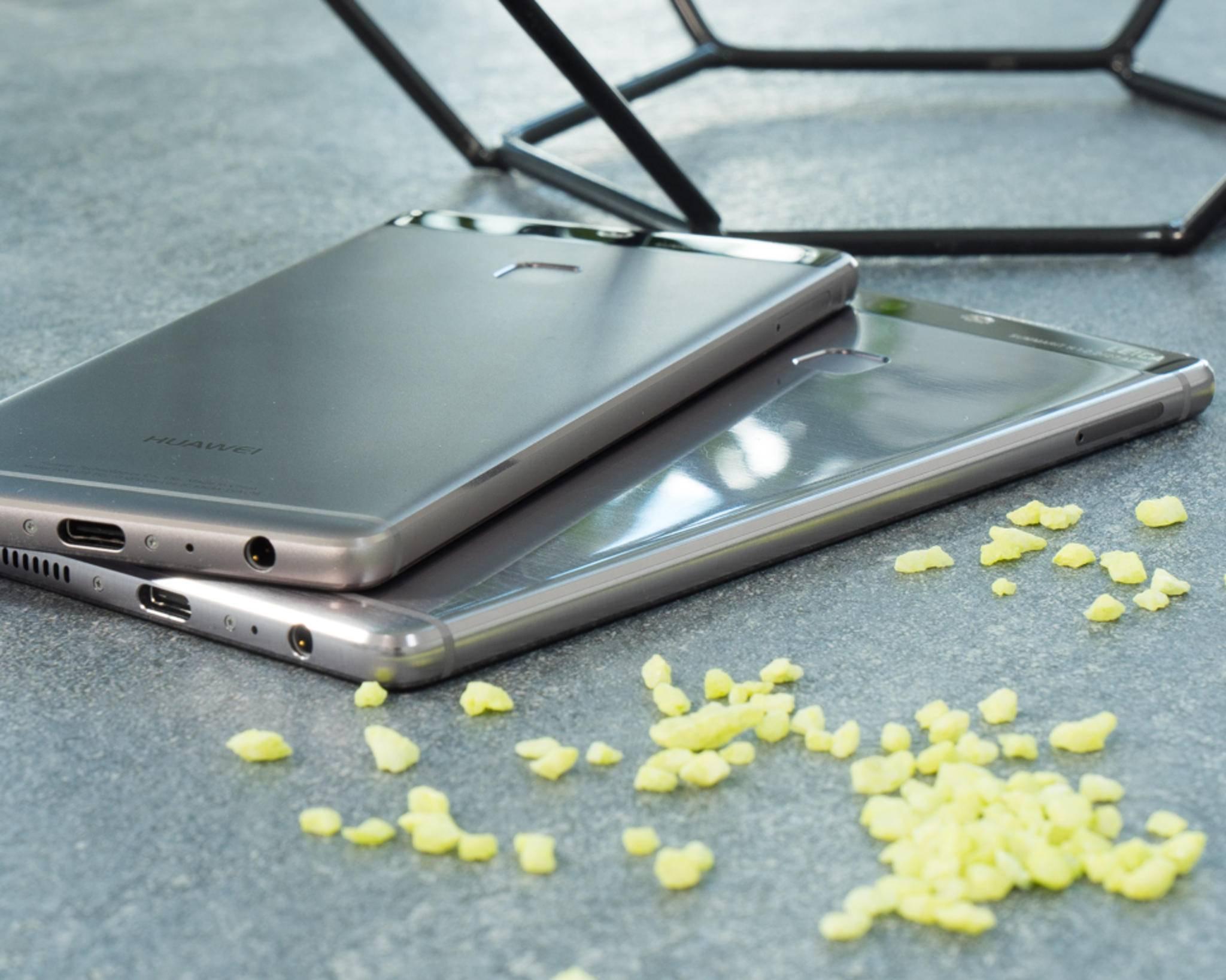 Das Huawei P9 bekommt noch im März ein Update auf Android 7.0 Nougat.