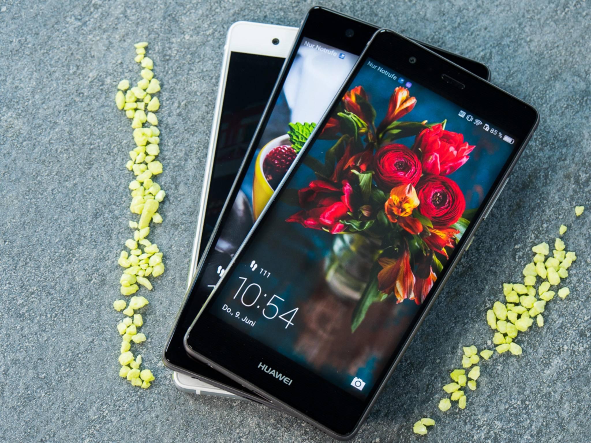 Das Huawei P9 Plus und das P9 Lite machen die P9-Familie komplett.