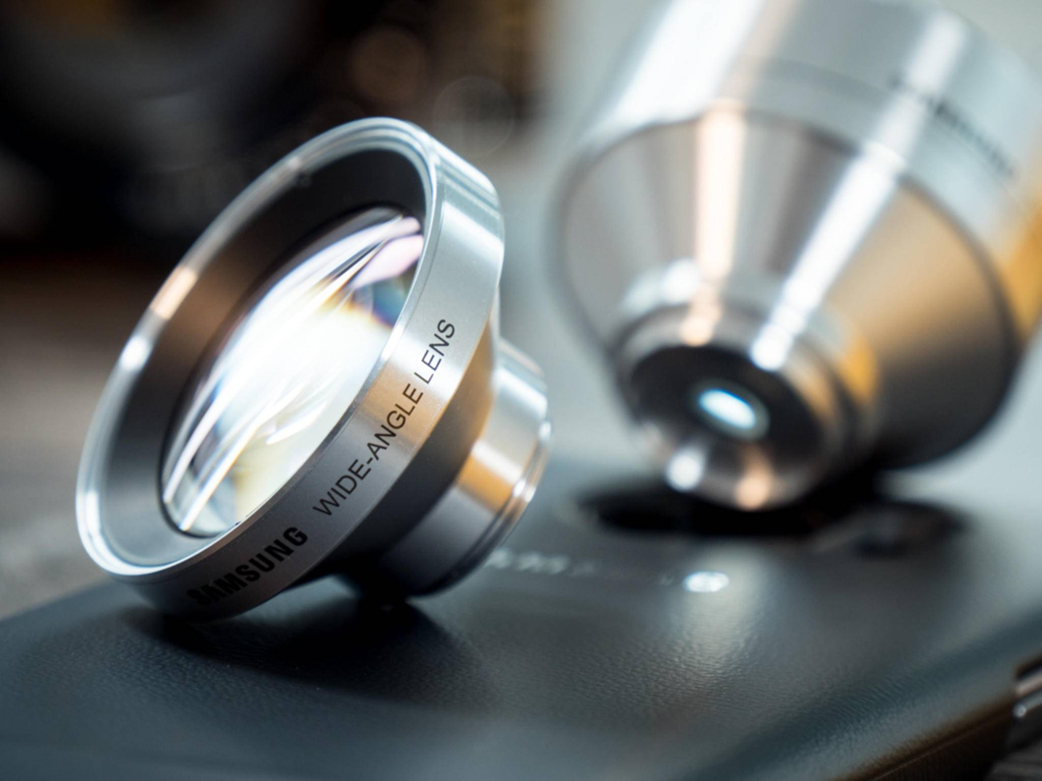 Wir haben die Lens Cover für das Galaxy S7 getestet.