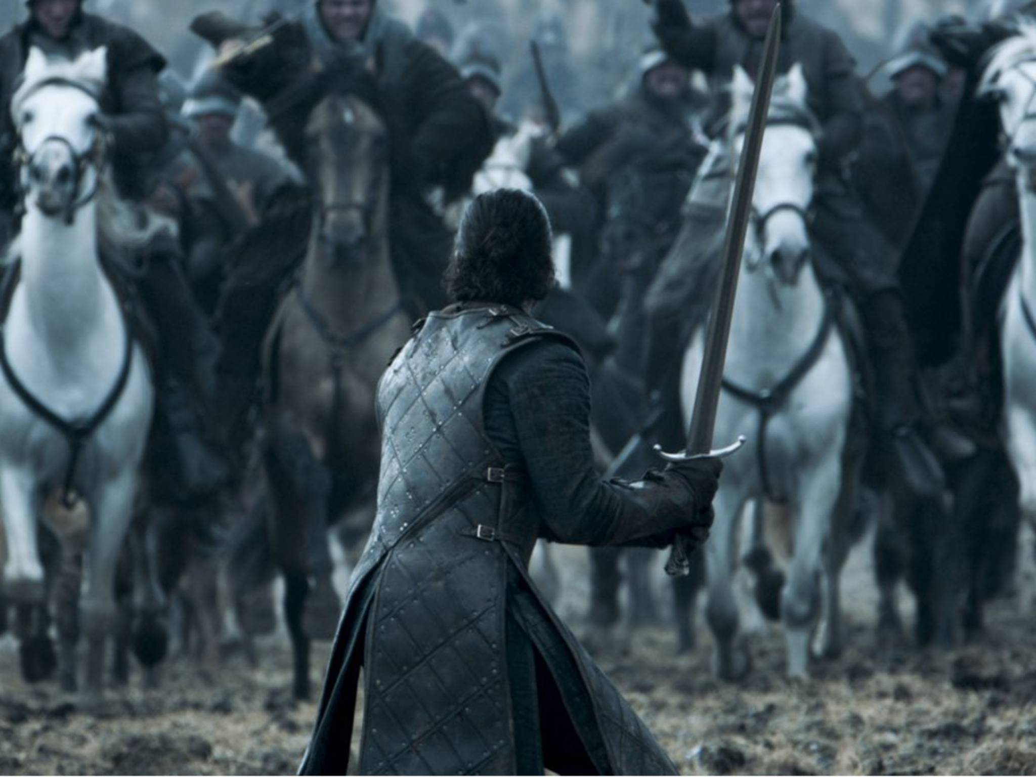 Jon Snow würde die folgenden Serien vermutlich auch empfehlen.