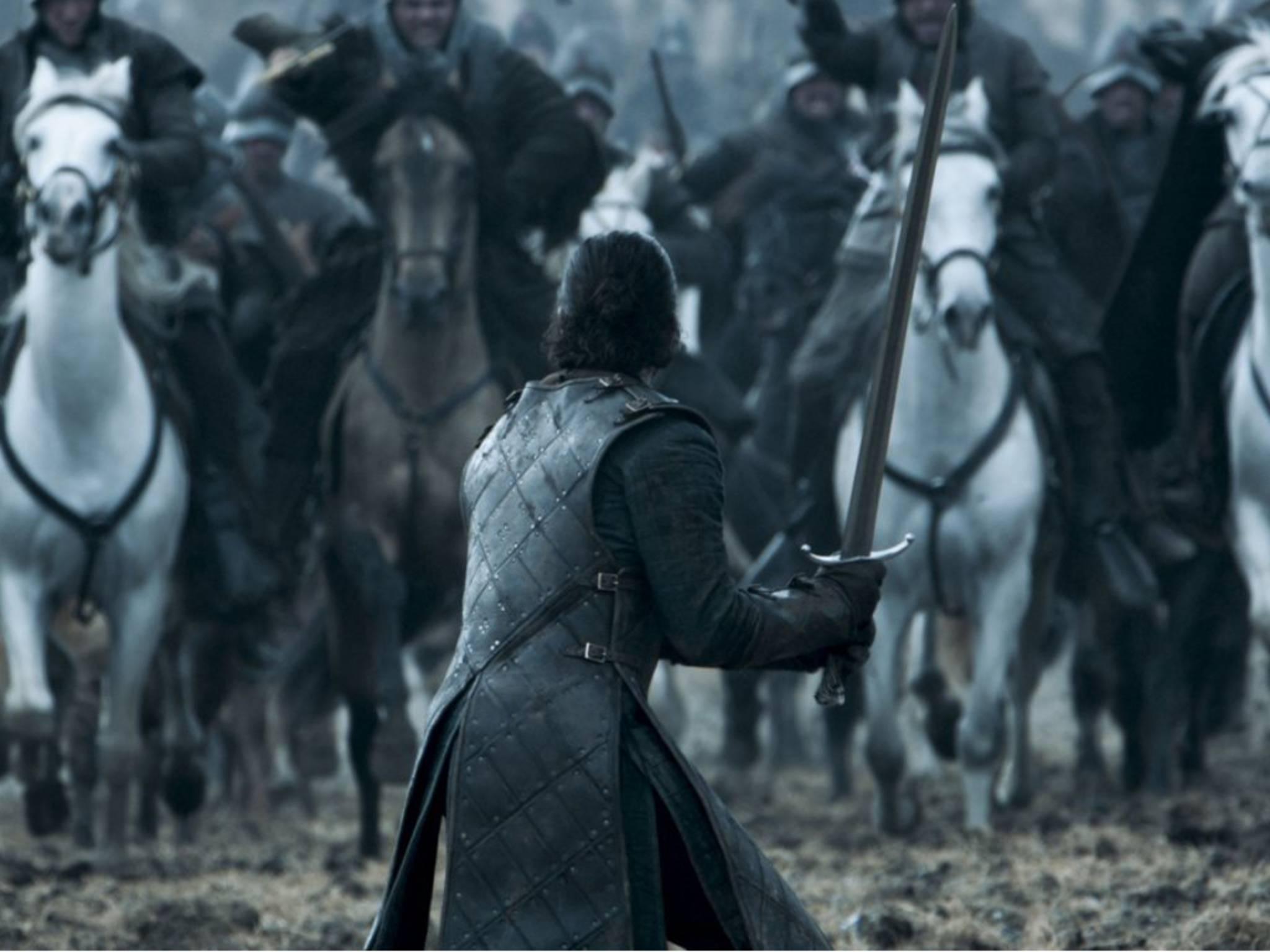 """Da kommt was auf ihn zu: Jon Snow (Kit Harington) dürfte auch in Staffel 7 von """"Game of Thrones"""" wieder reichlich Ärger haben."""