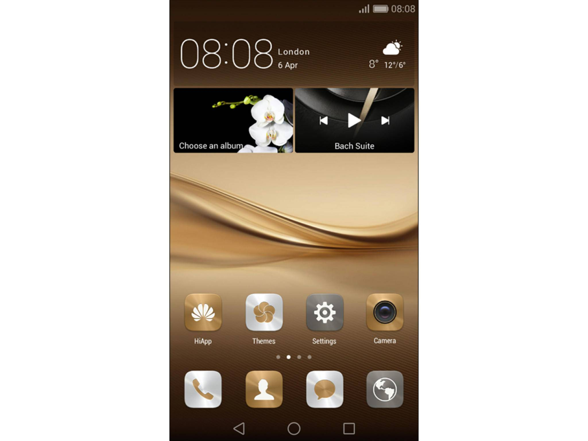 Nicht jedes Android-Smartphone muss gleich aussehen.