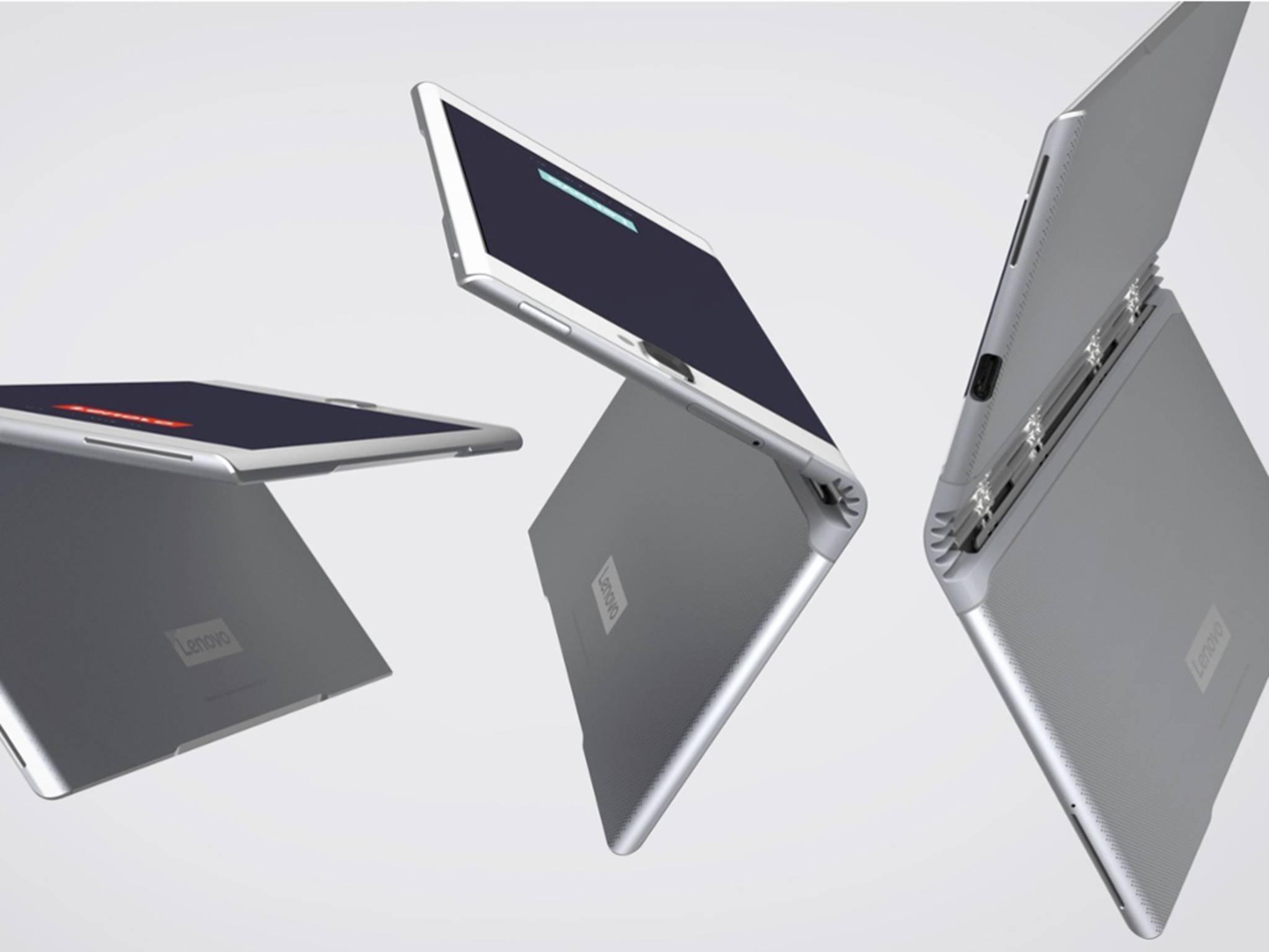 Lenovo Flex Tablet 1