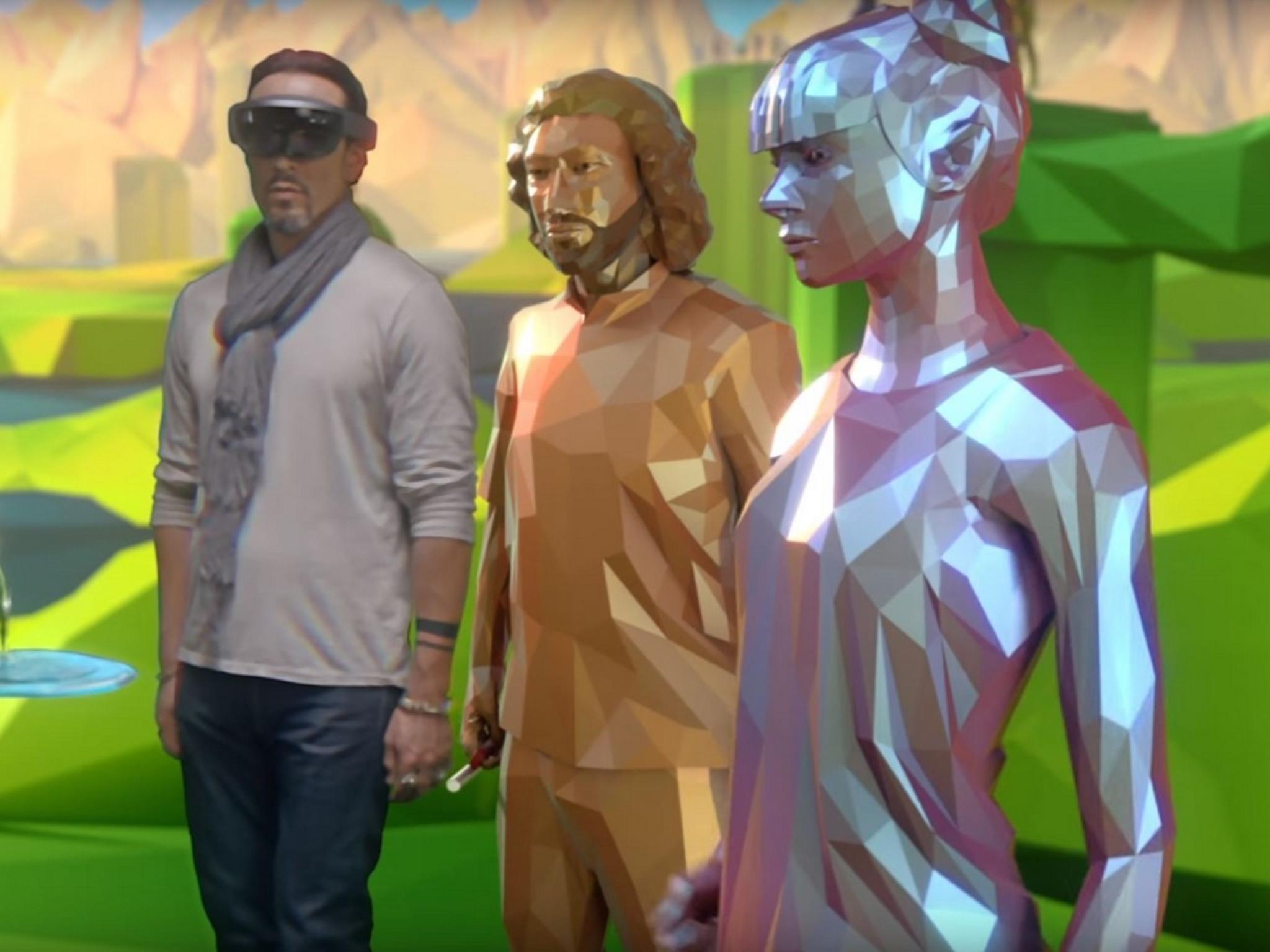 Windows Holographic soll zur ultimativen VR-Software werden.