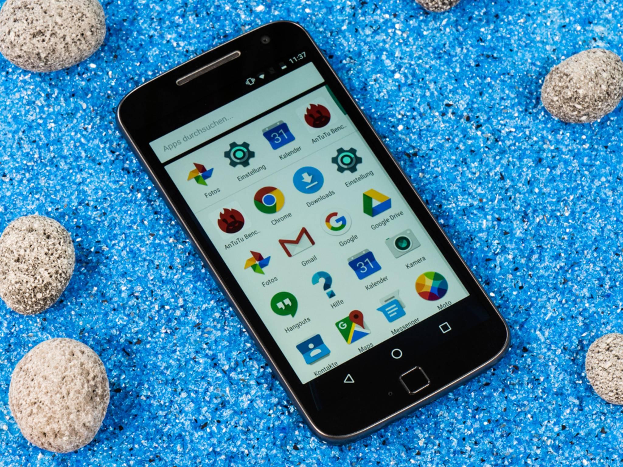Das Moto G4 Plus: Wird der Nachfolger auf dem MWC 2017 gezeigt?