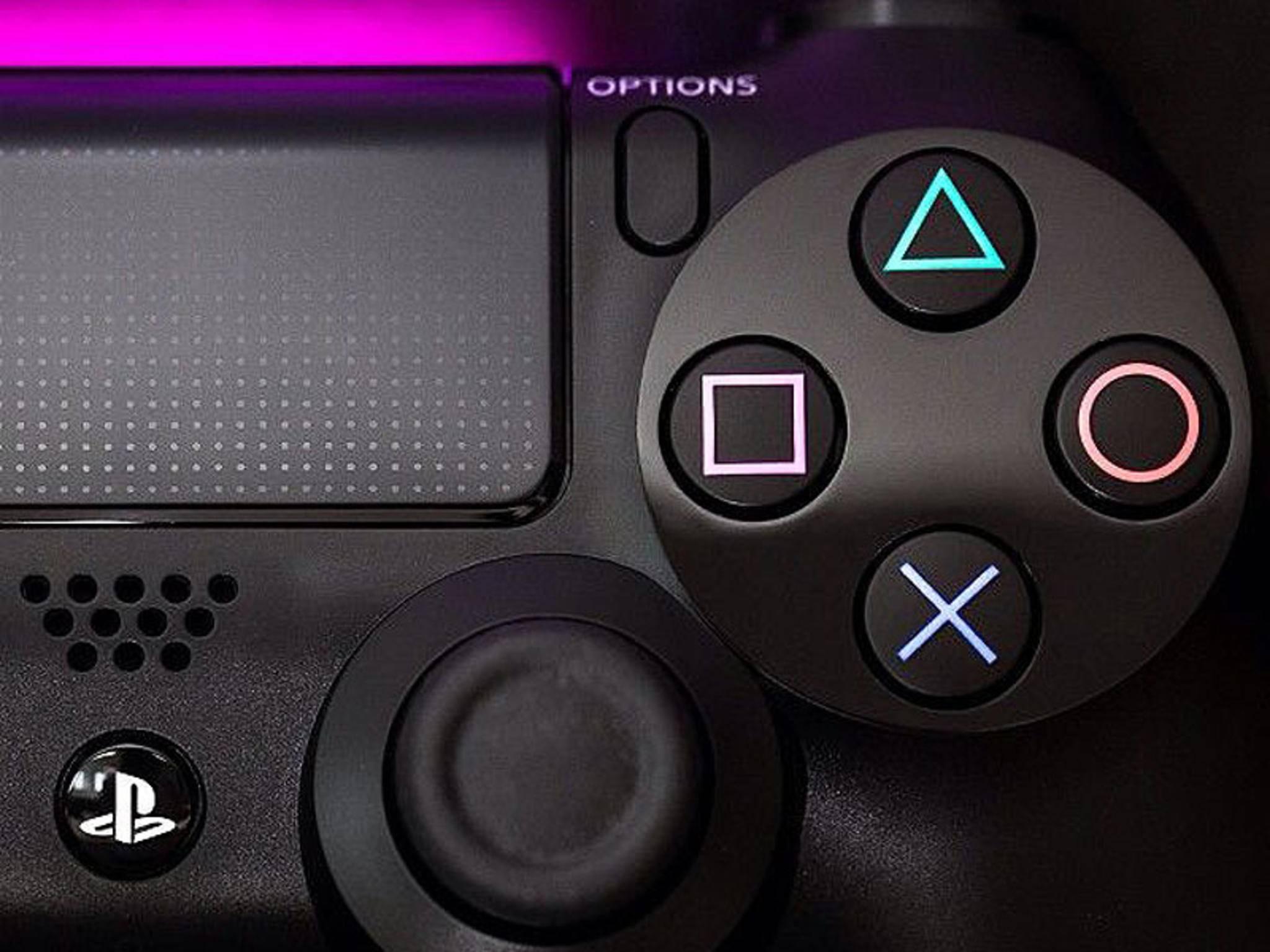 Die PS4 Slim soll schlanker als die alte PlayStation 4 ausfallen.