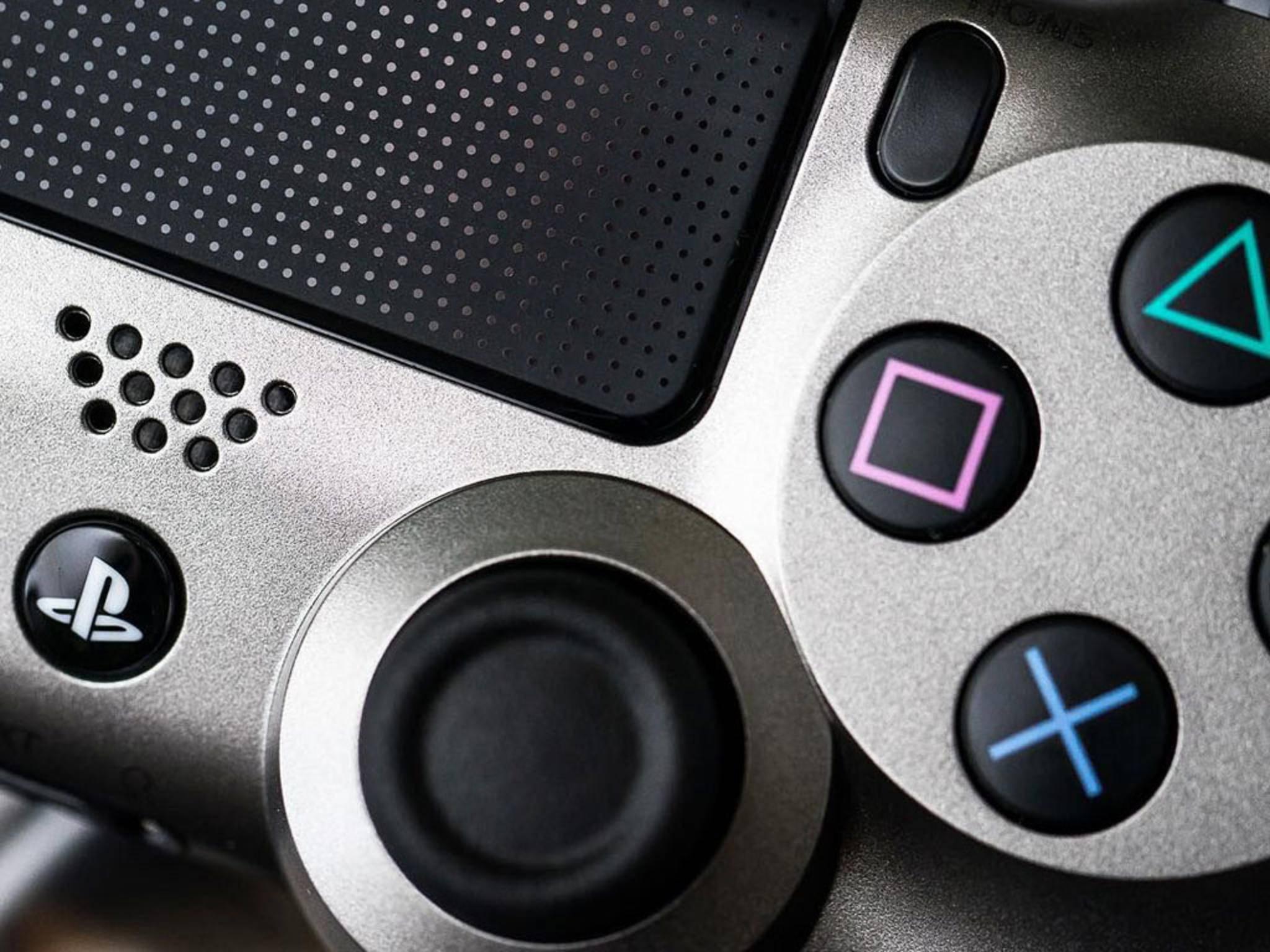 Die PS4 verwendet Codes aus Buchstabenkürzeln und Zahlen für Fehler-Infos.