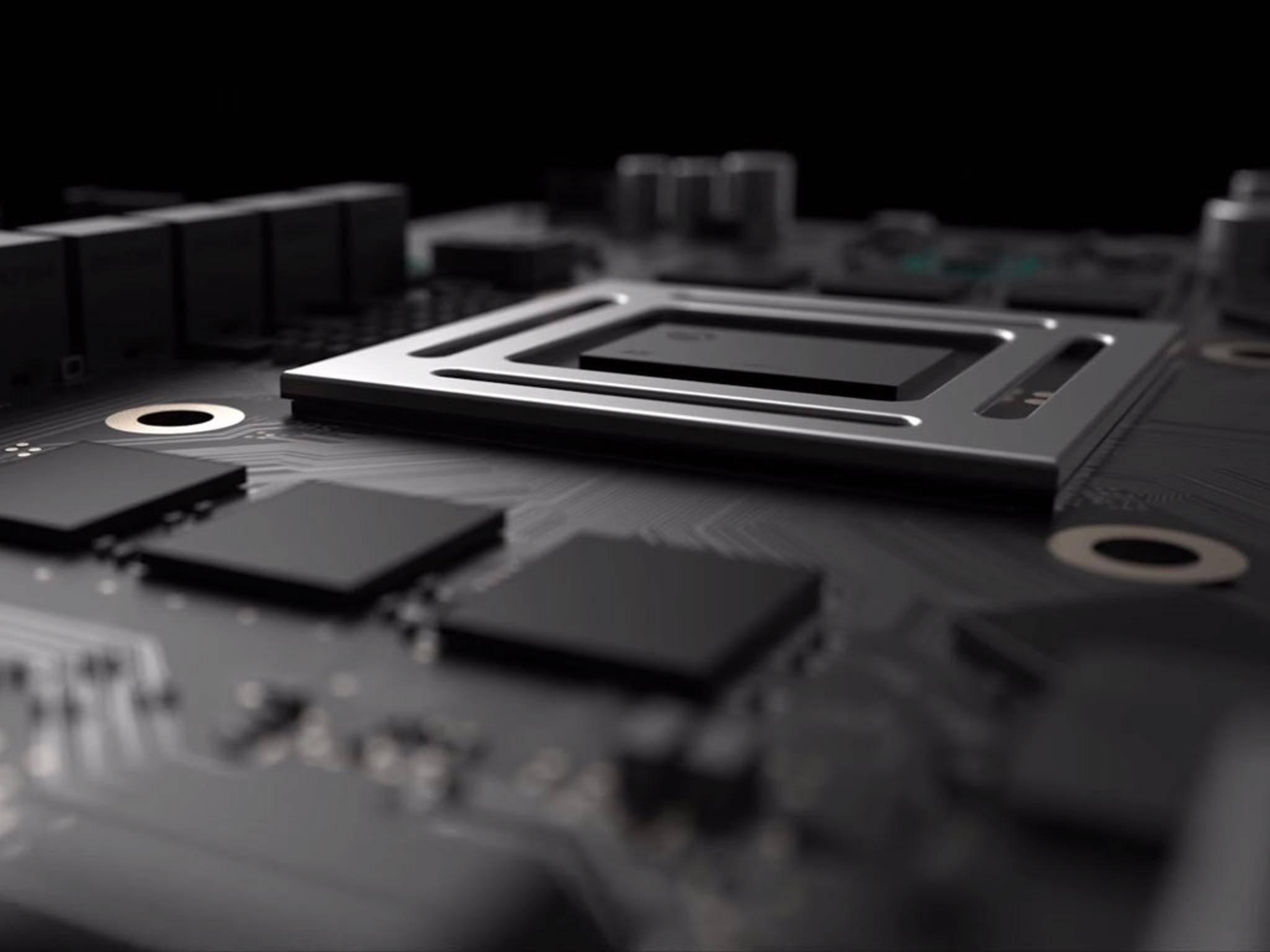 Project Scorpio schafft 6 Teraflops, doch 4K-Gaming in 60 fps ist kaum denkbar.