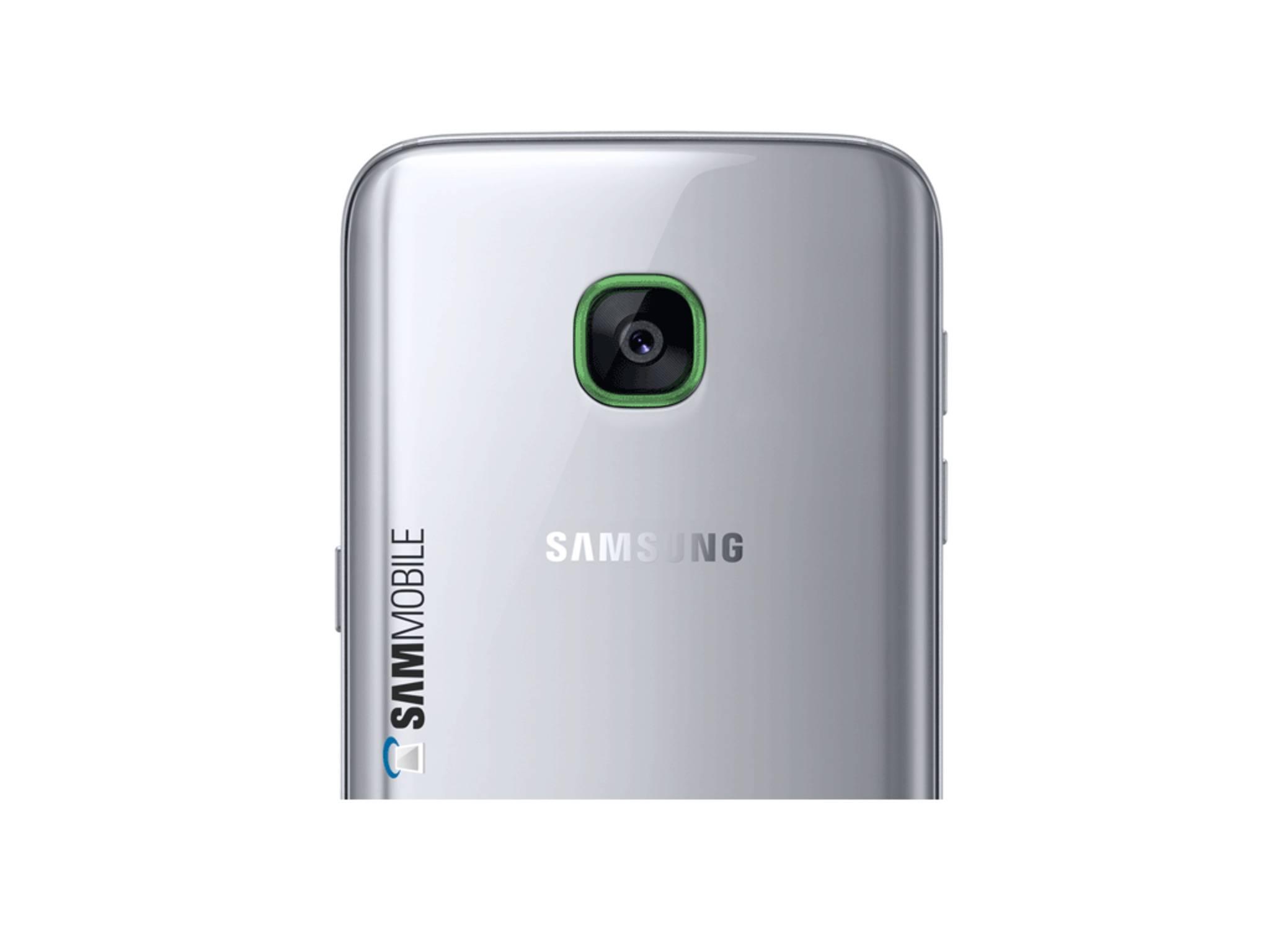 Samsungs Smart Glow dient auch als Wetterbericht.
