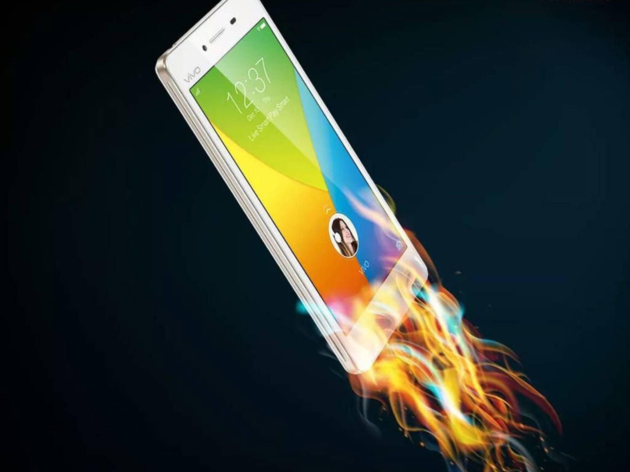 In den Top 10 der besten Smartphone-Performer dominieren chinesische Hersteller.