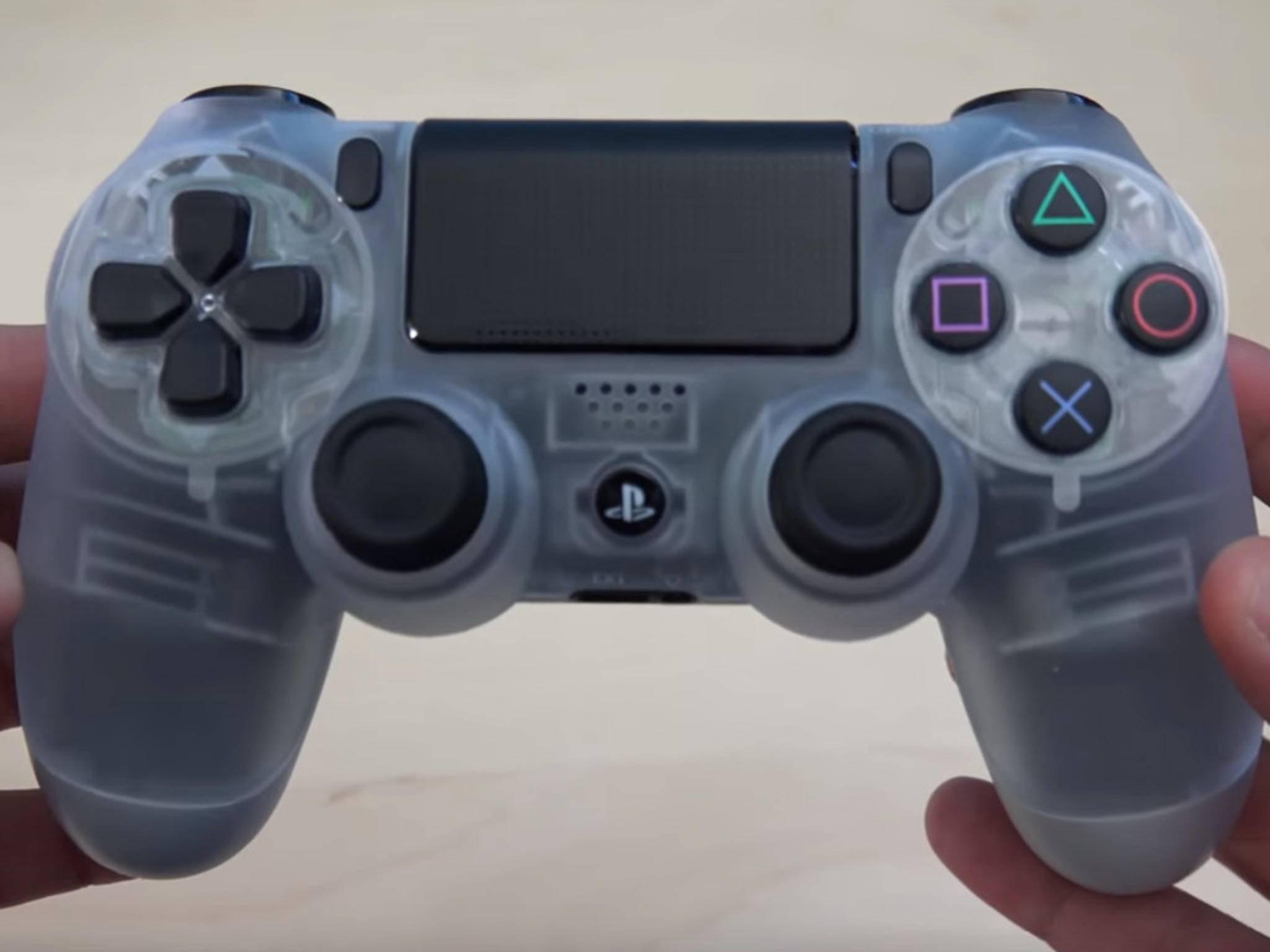 Die neuen PS4-Controller lassen alte Erinnerungen wieder aufleben.