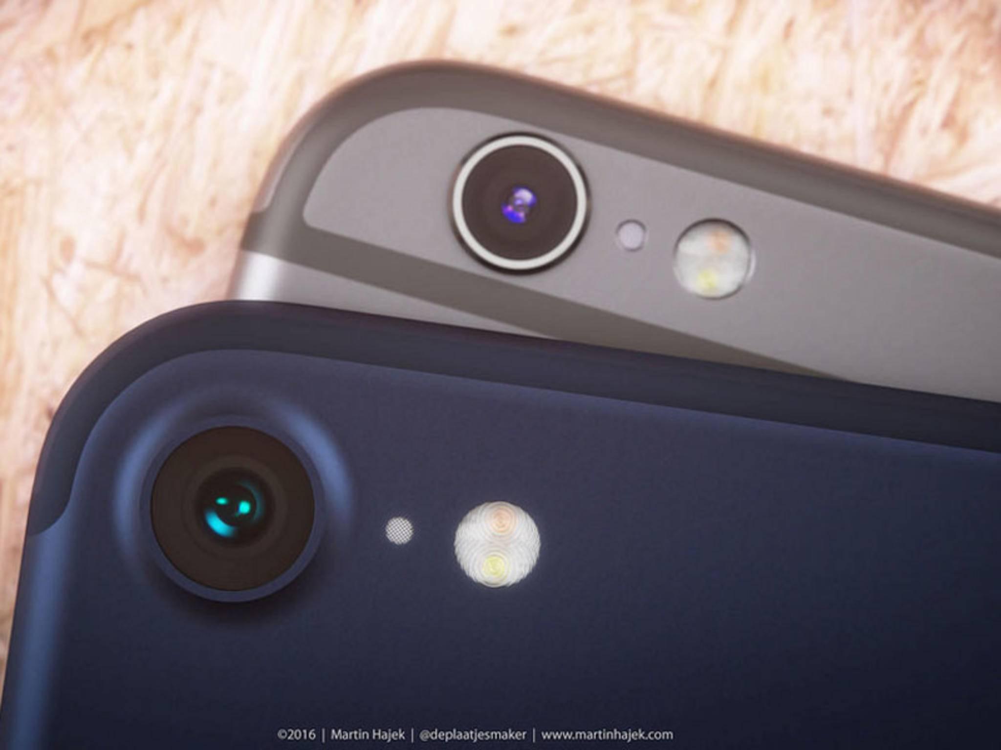 Das iPhone 7 wird wohl kein neues Design bekommen.