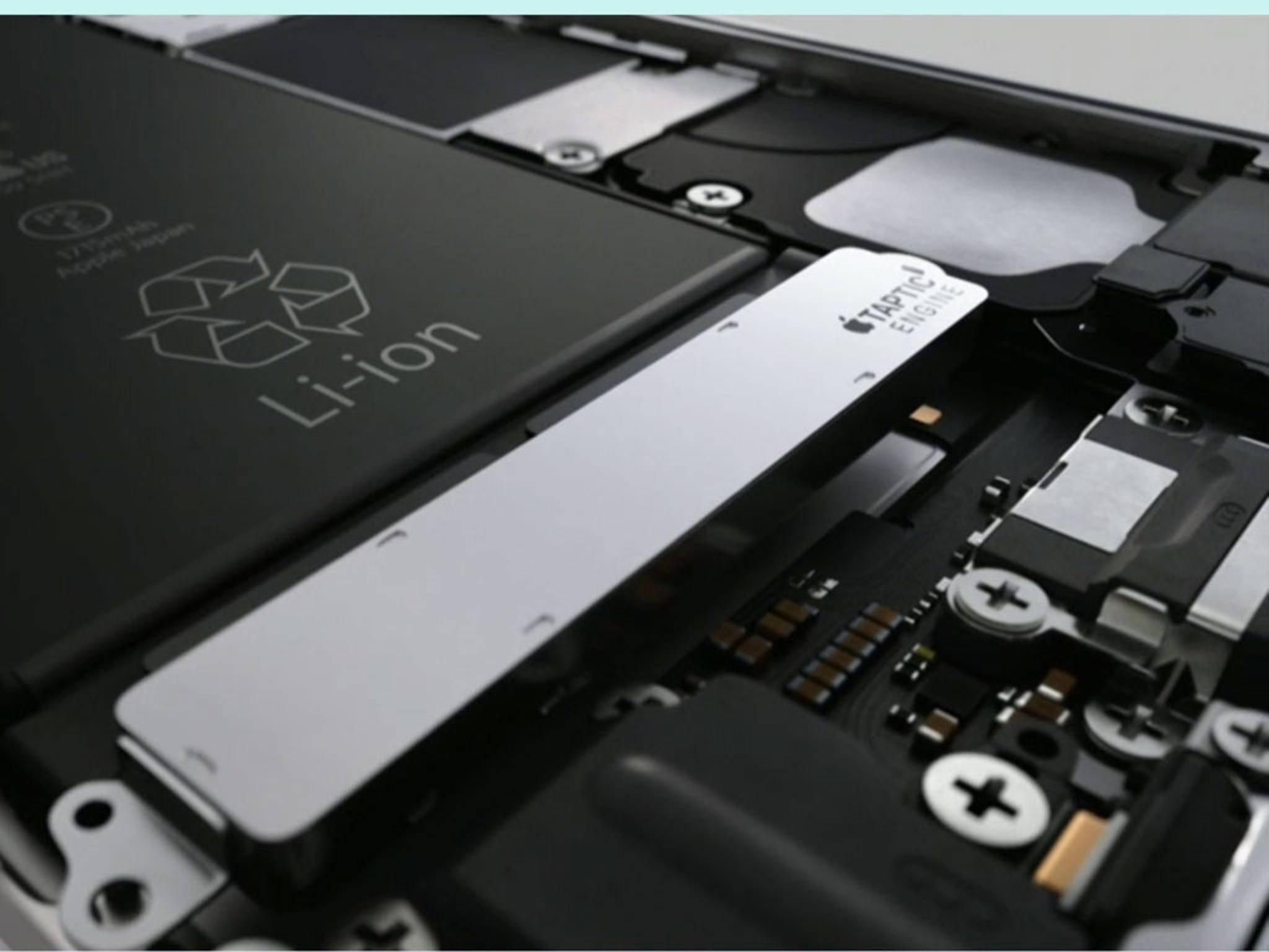 Die Taptic Engine soll im iPhone 8 wesentlich differenzierter funktionieren.