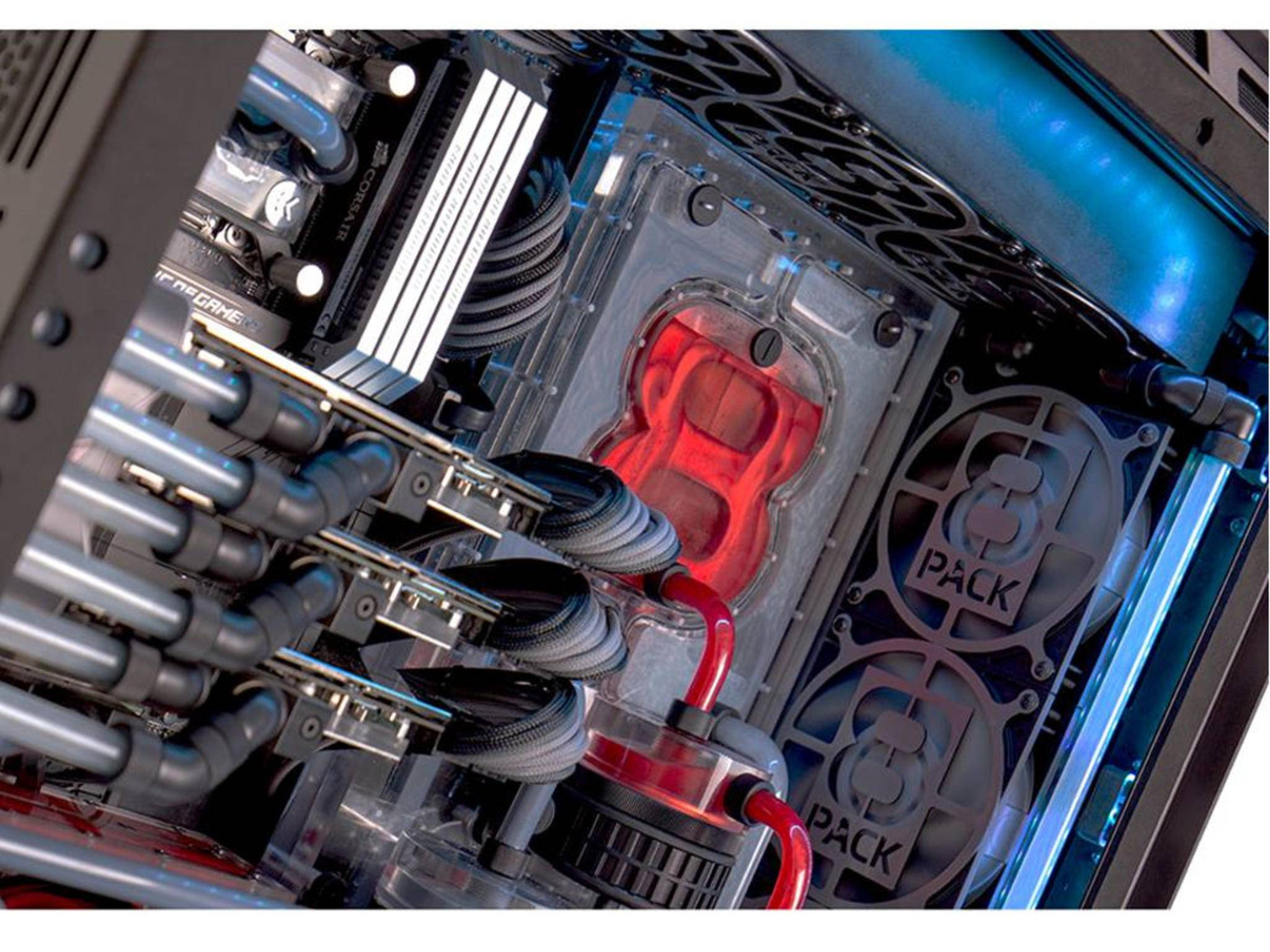 OrionX Monster-Gaming-PC