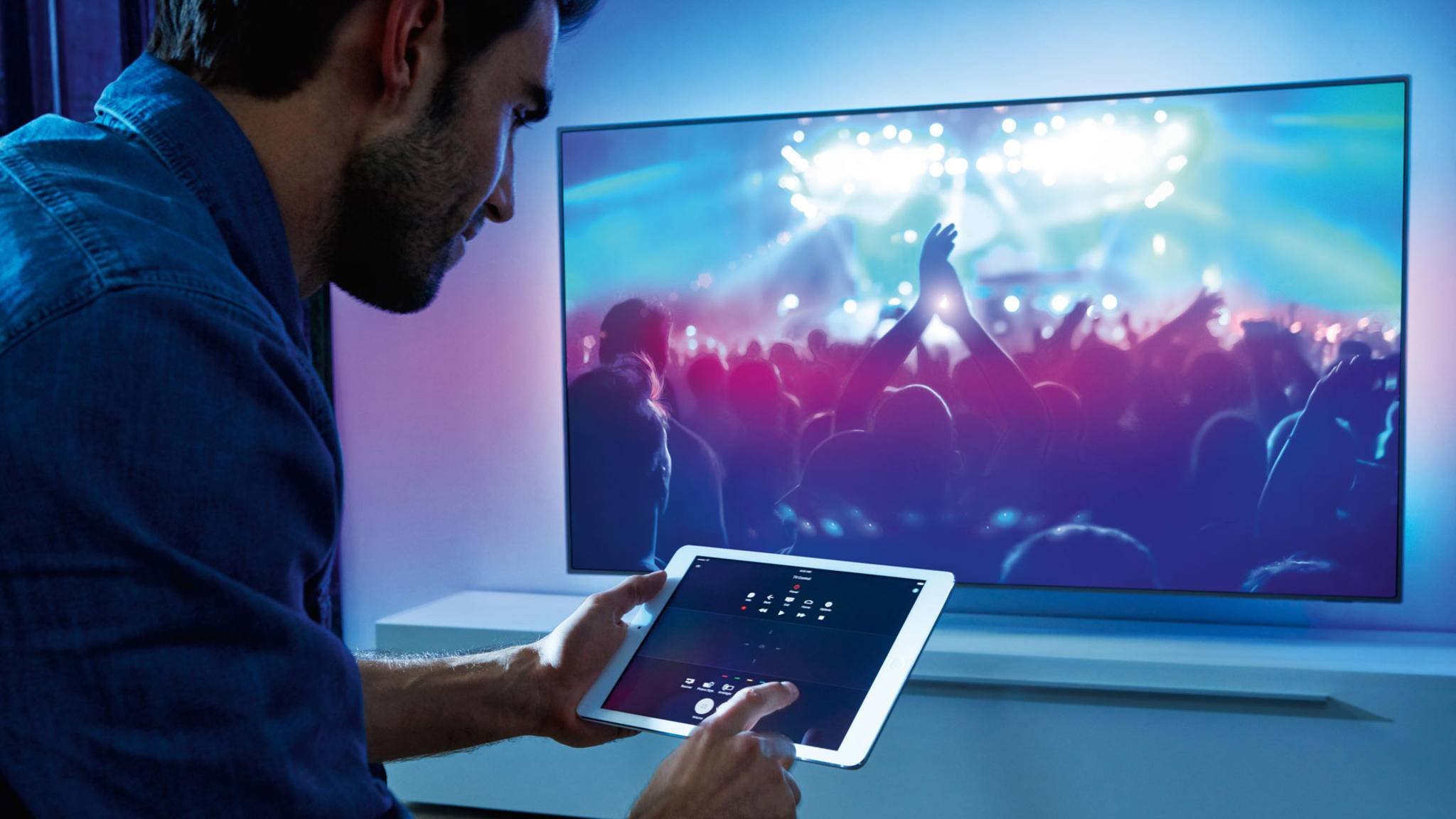 Es gibt verschiedene Möglichkeiten für die Kopplung von Tablet und Fernseher