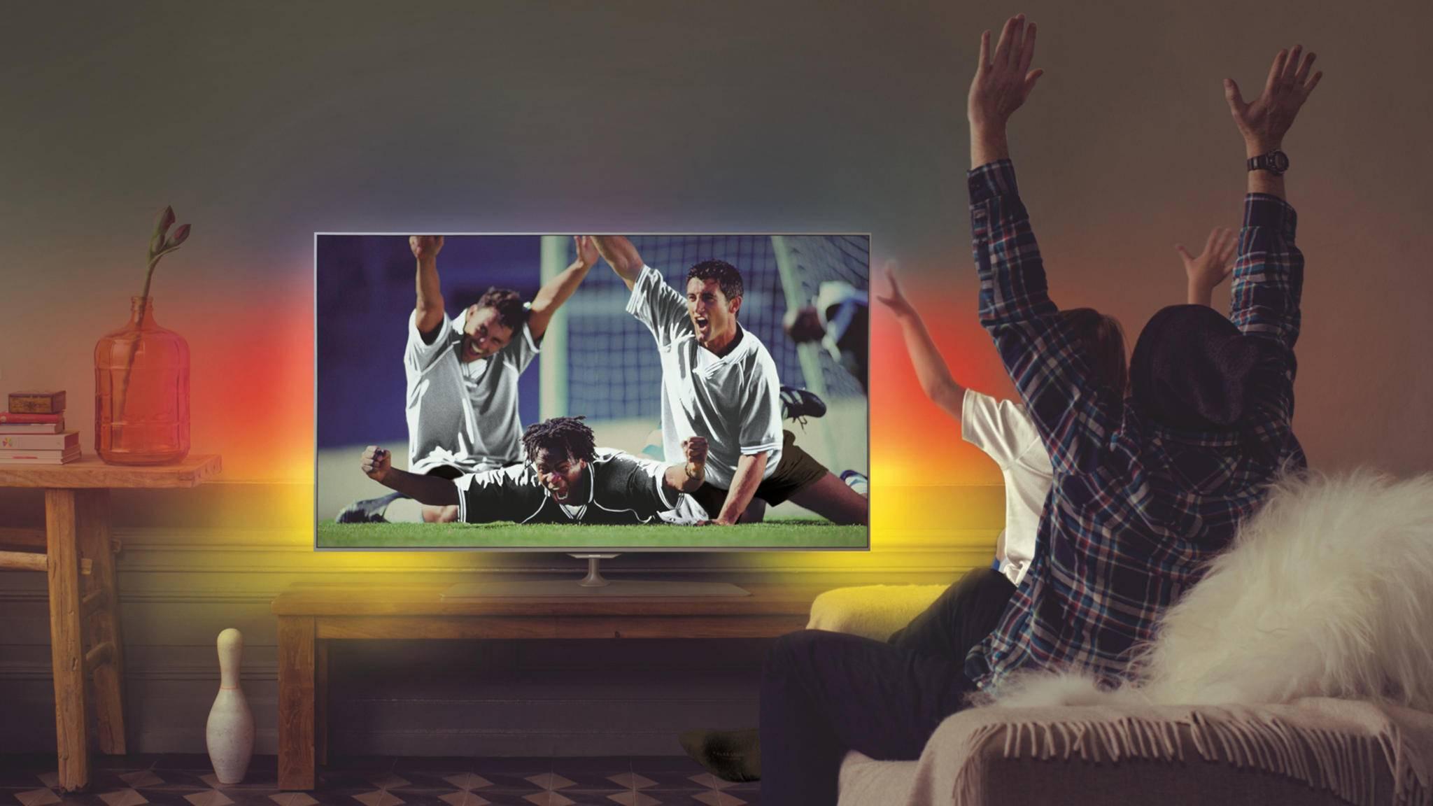 Kabel, Satellit und Co: Welcher Zuschauer darf zuerst jubeln?