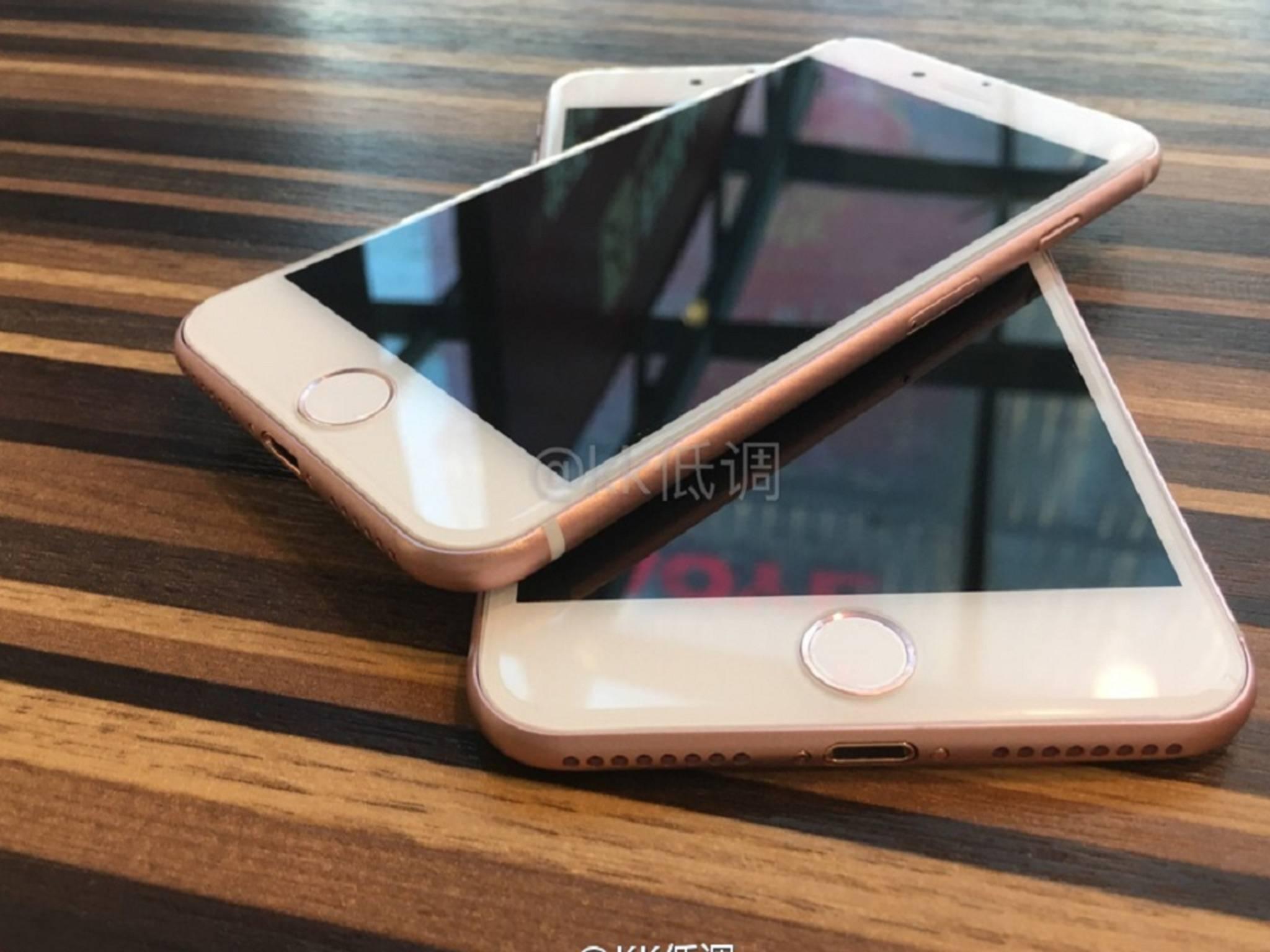 Vom iPhone 7 kursieren bereits unzählige Leak-Fotos im Netz.