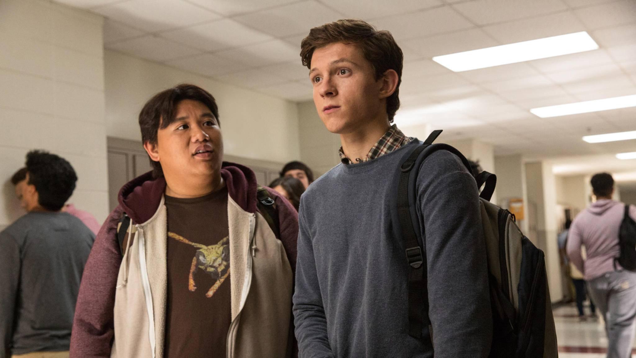 Warte, was? Ned-Darsteller Jacob Batalon plauderte ein wesentliches Detail zu Mysterio aus.