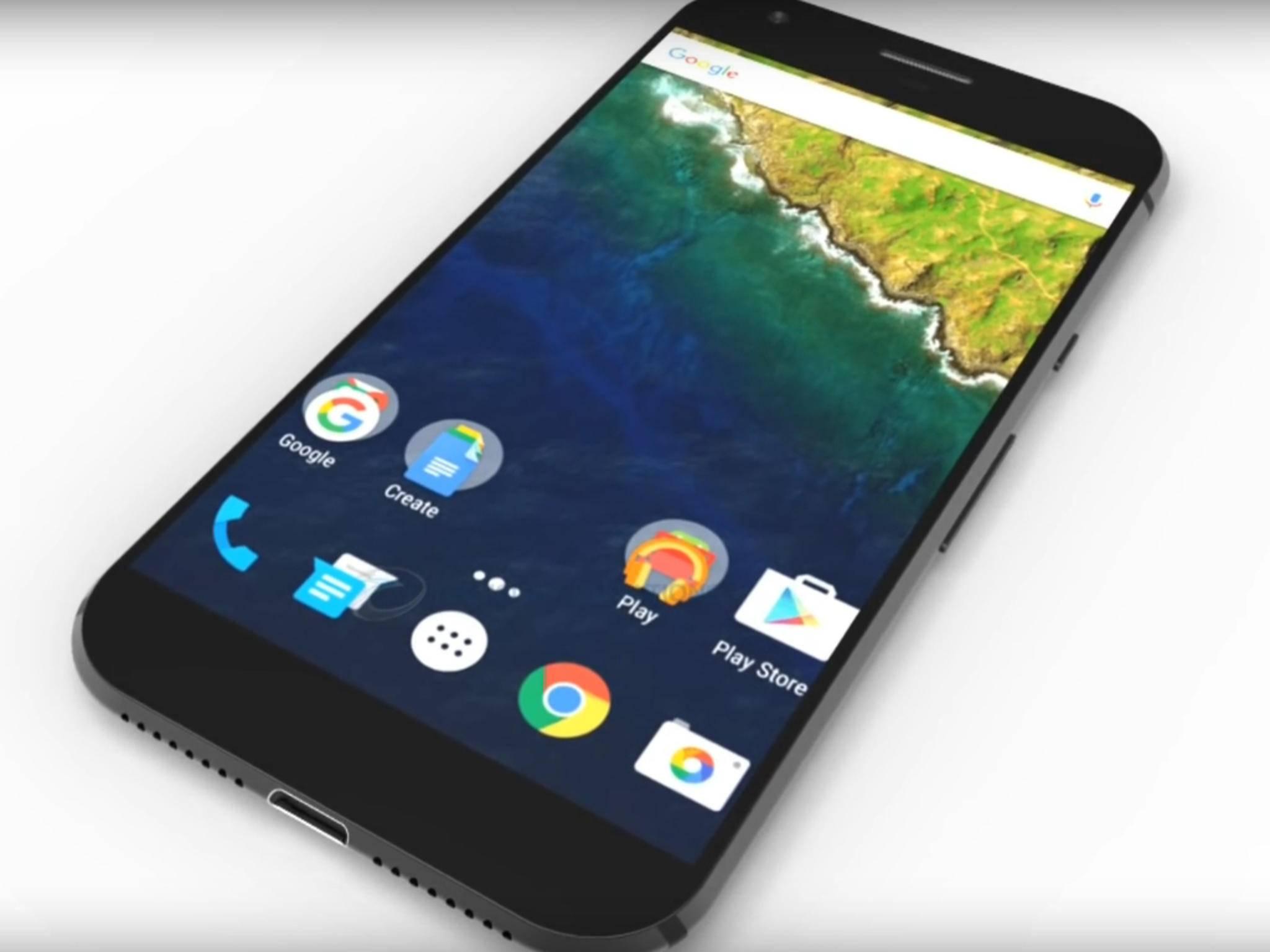 HTC Nexus Render