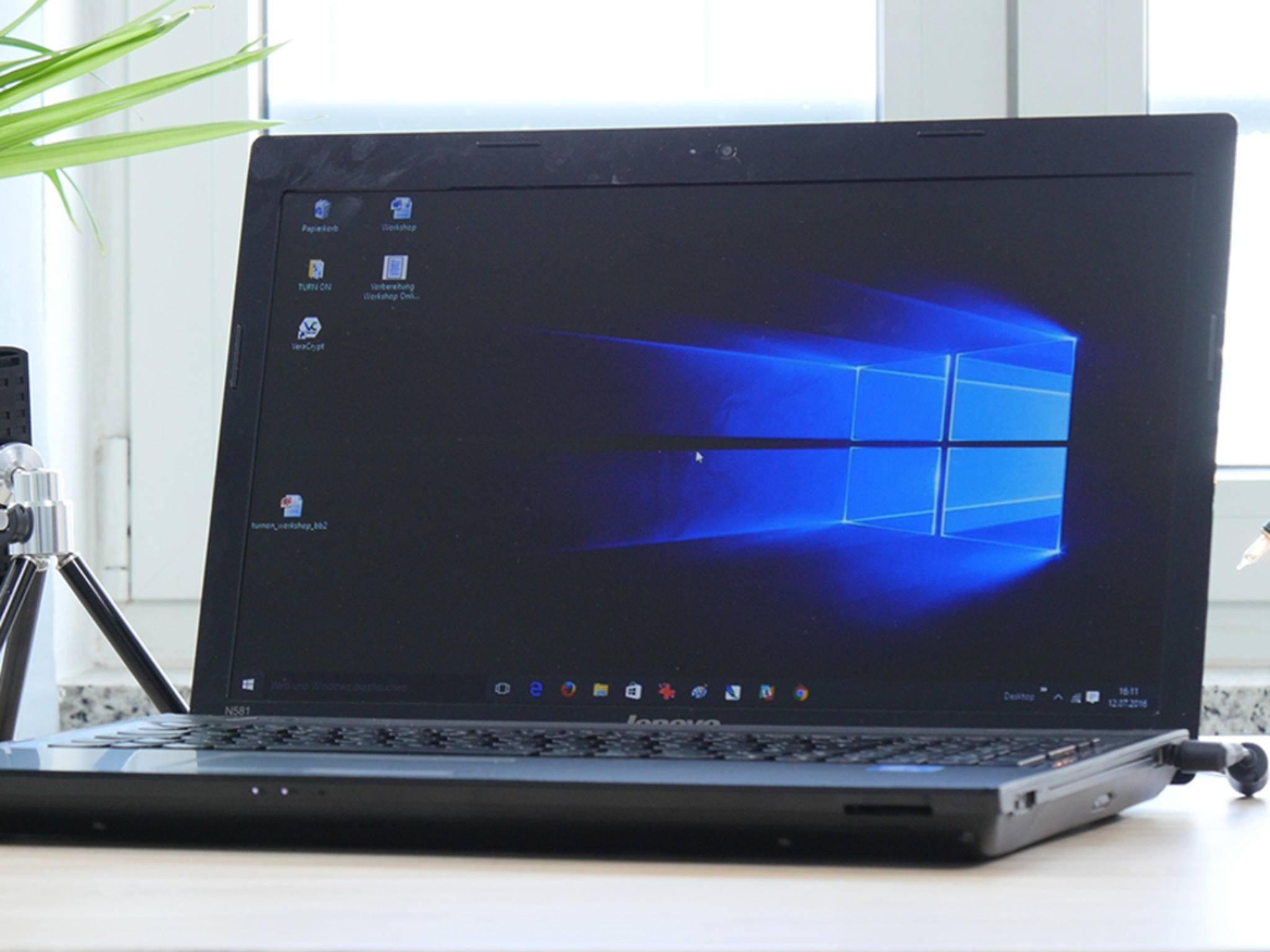 Das Anniversary-Update von Windows 10 sorgt teilweise für Probleme.