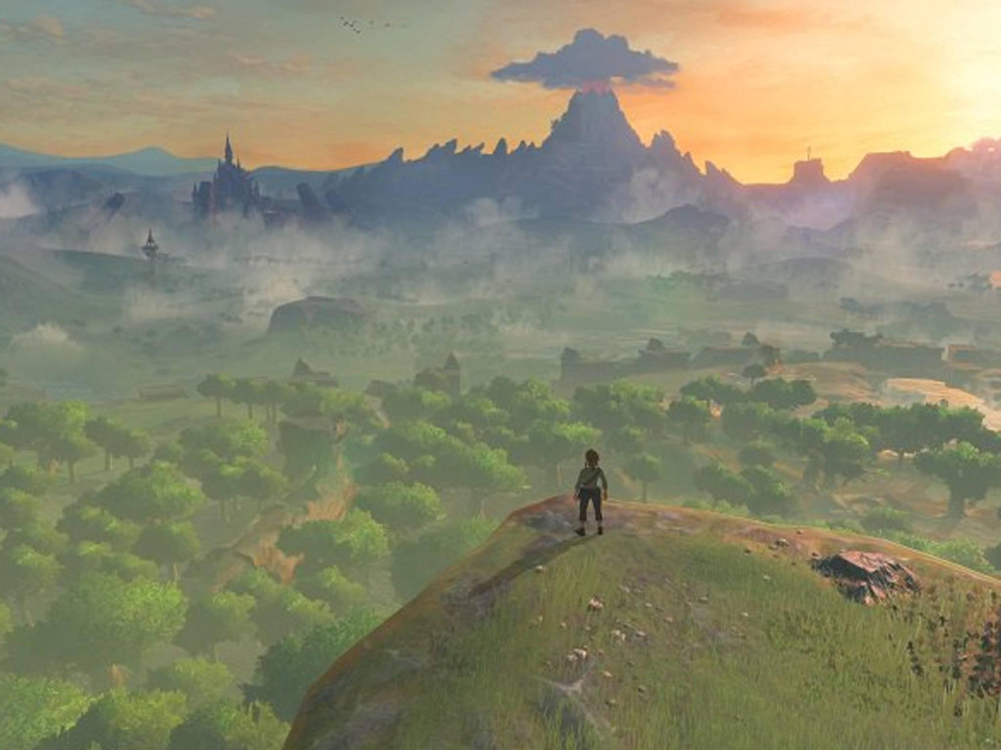 """Die Spieler von """"Zelda: Breath of the Wild"""" wird ein alternatives Ende bieten."""