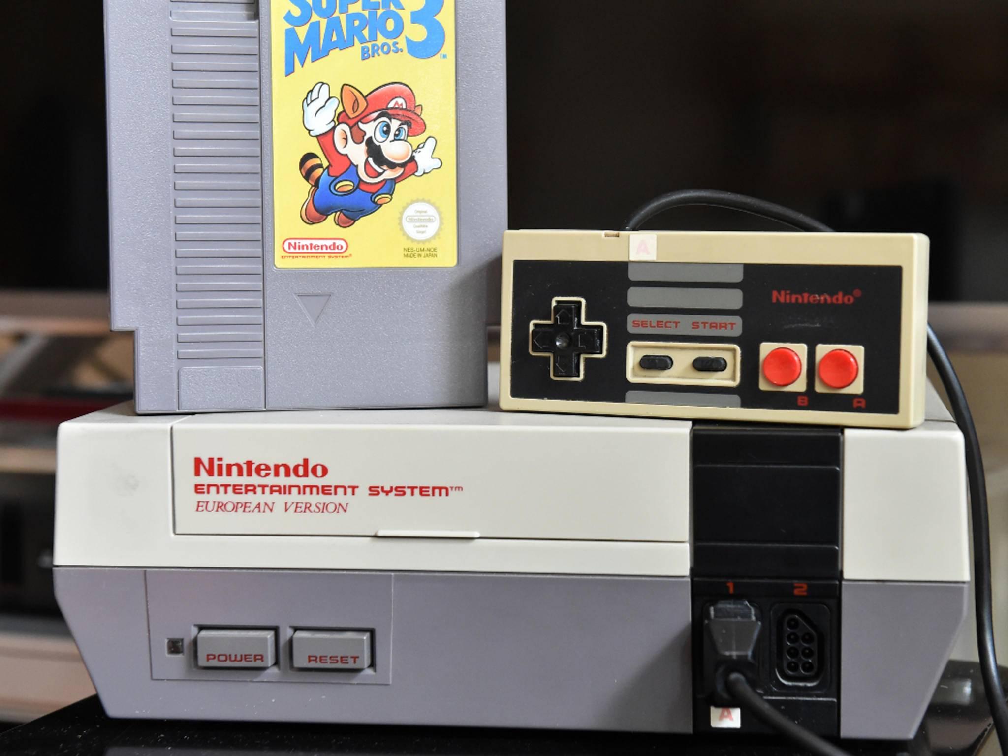 Das NES erschien heute vor genau 33 Jahren in Japan.