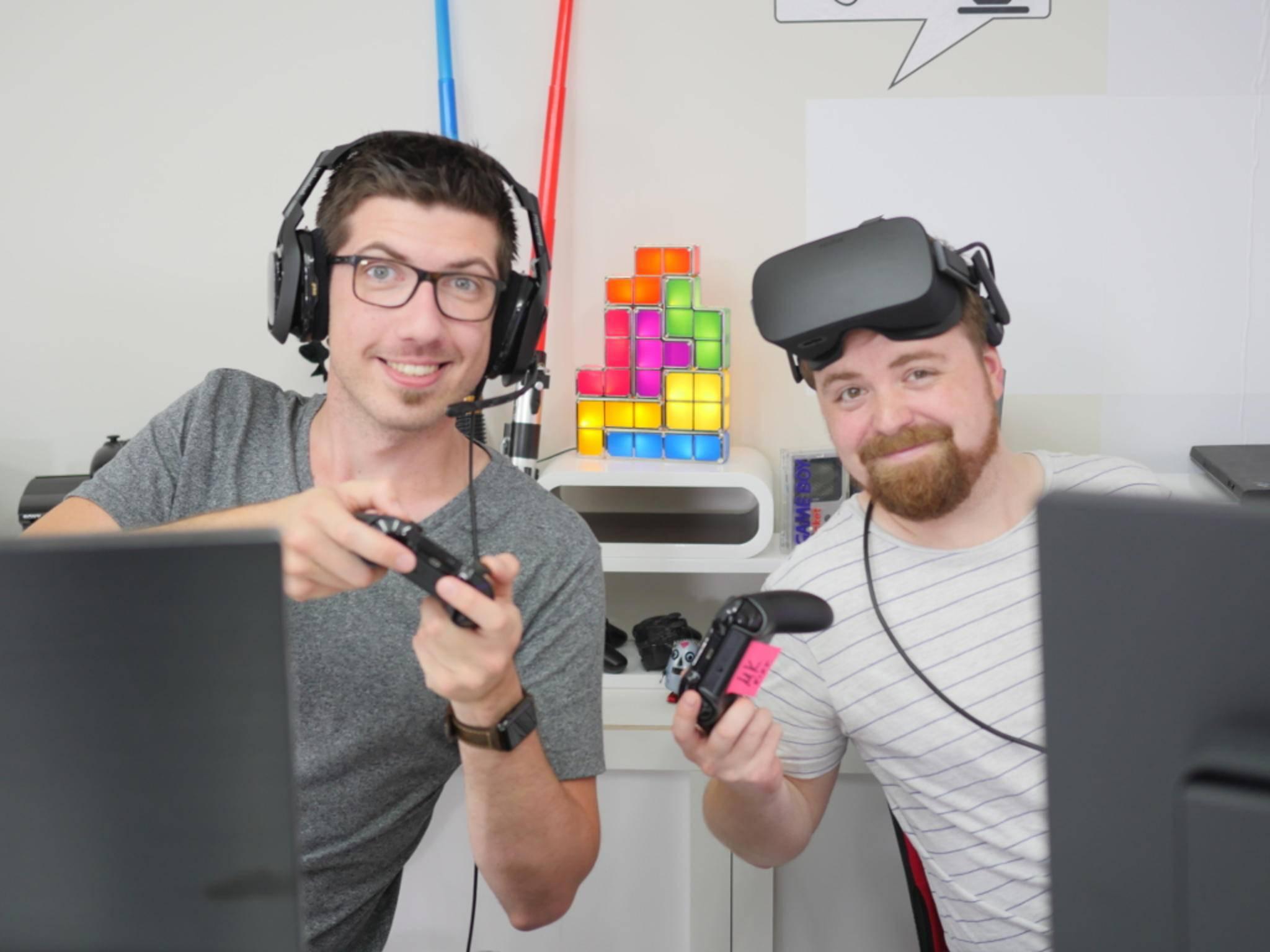 Alex und Jens schauen auch bei der Gamescom 2016 vorbei.