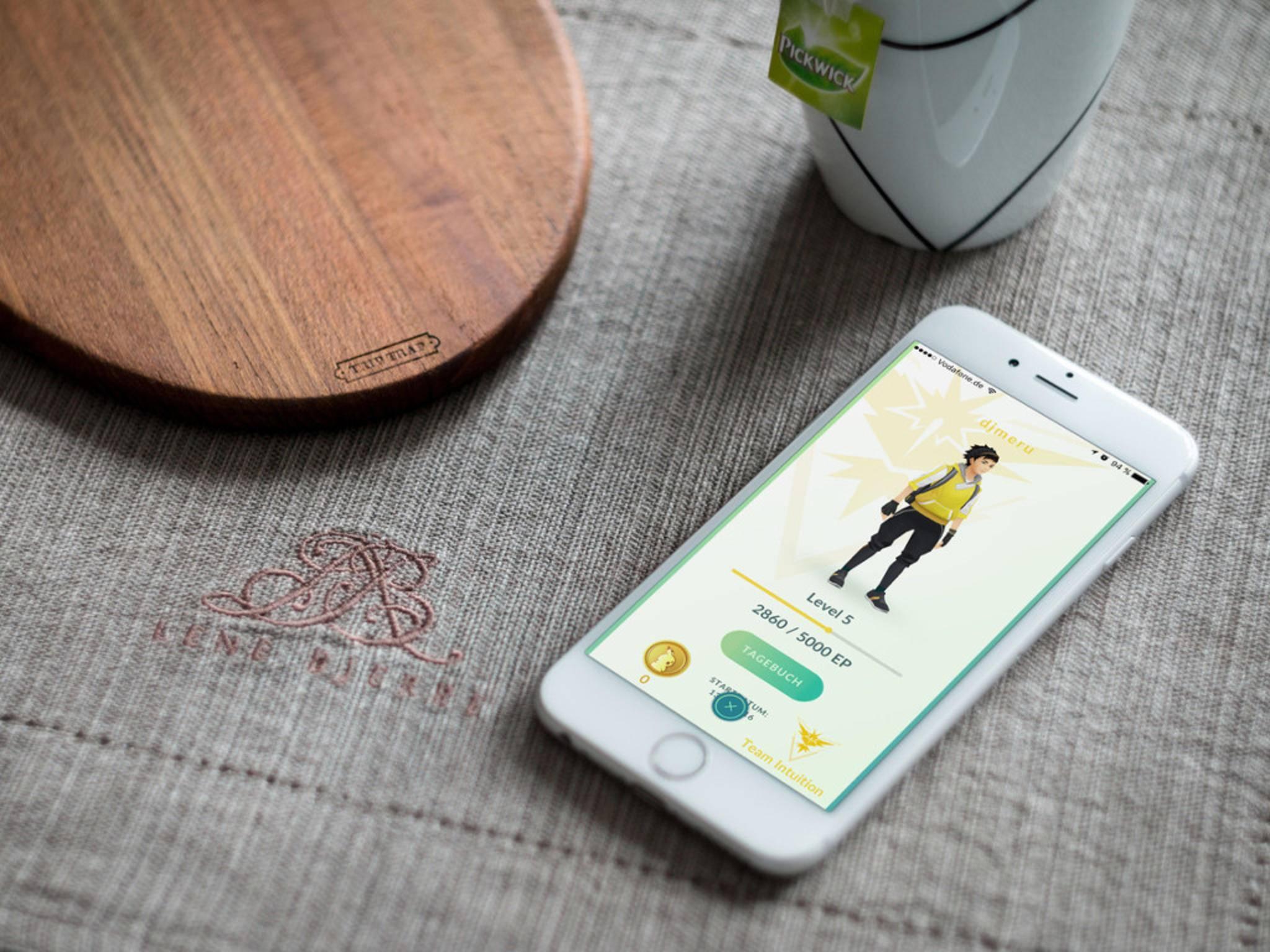 """Einstiegsdroge """"Pokémon Go""""? Die Nintendo NX soll Smartphone-Gamer ansprechen."""
