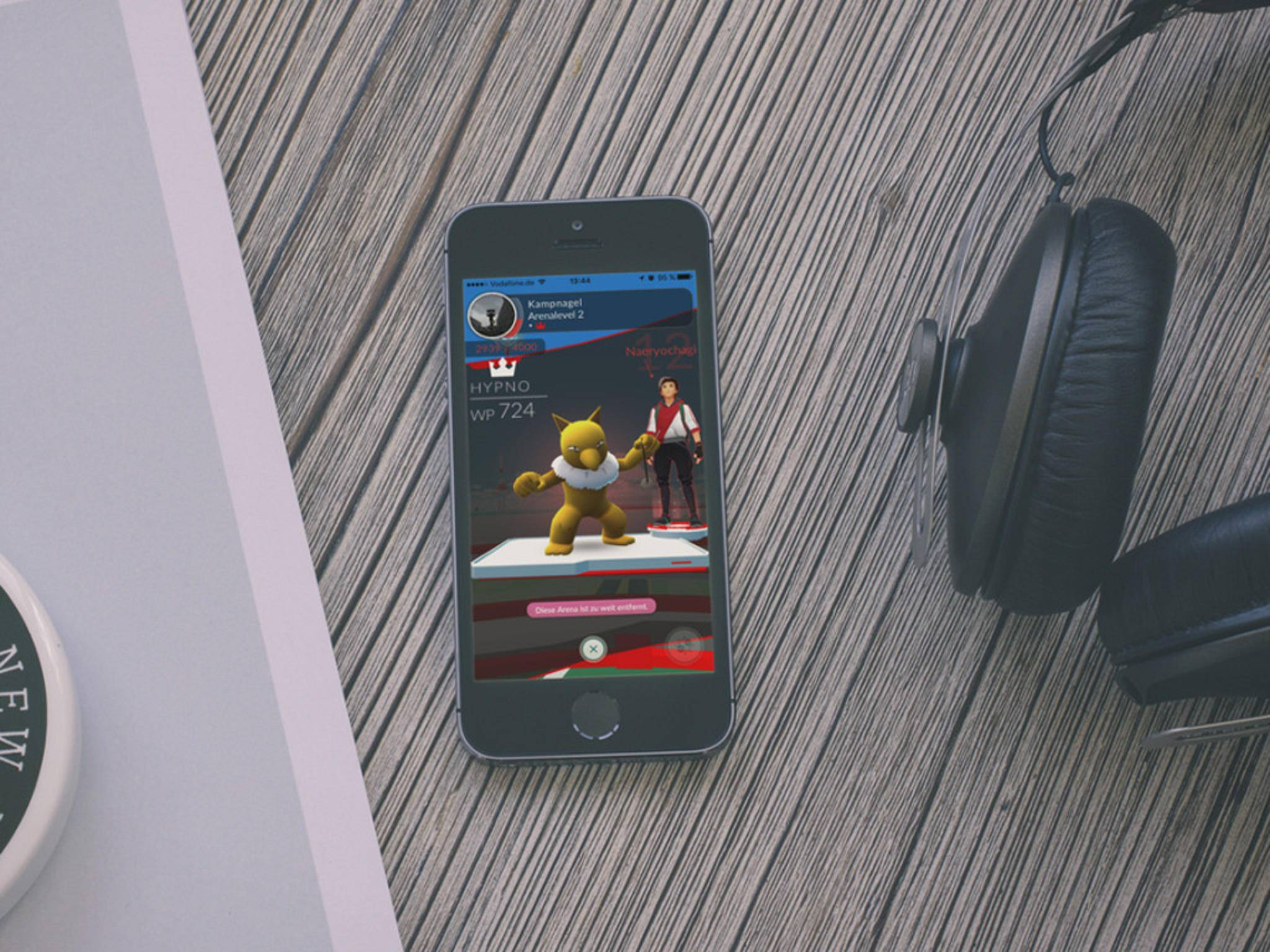 """Malware-Entwickler wollen von """"Pokémon Go"""" profitieren."""