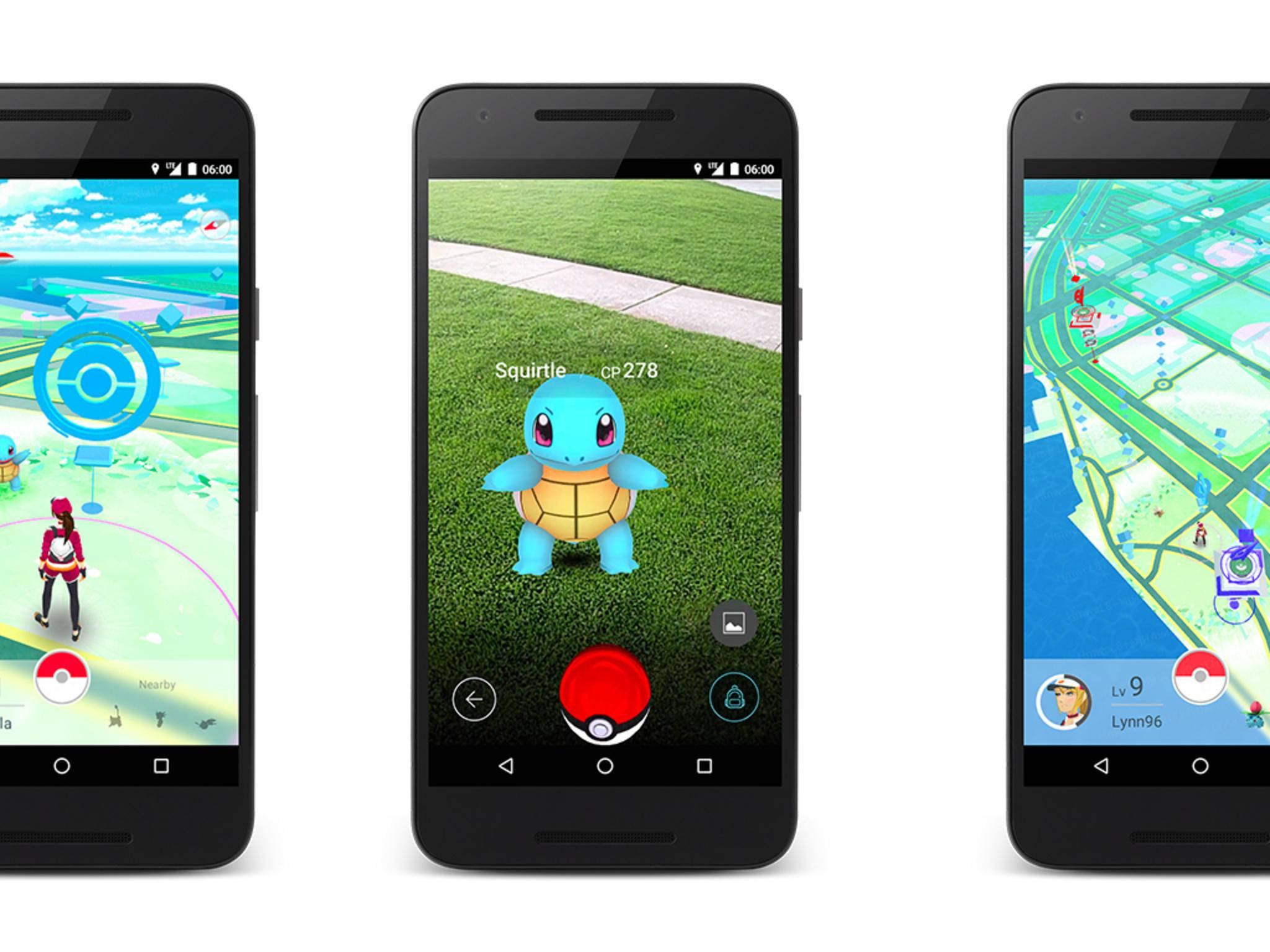 """Wer auf der Suche das Items für """"Pokémon Go"""" ist, könnte bald beim McDonald`s landen."""
