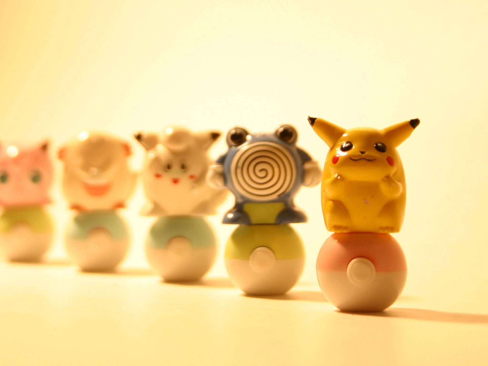 Manche Pokémon lassen sich leichter entwickeln als andere.
