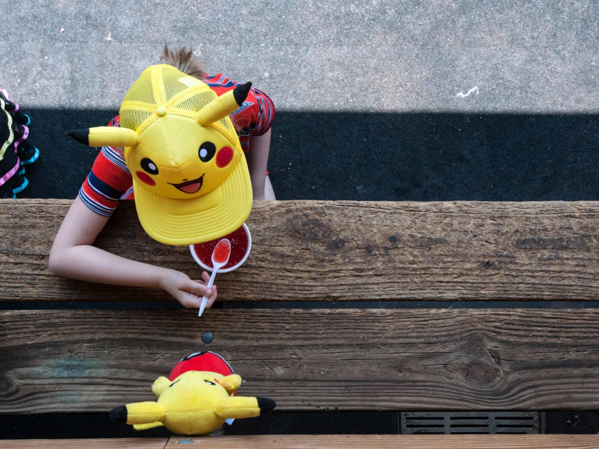 """Fehler in der iOS-Version von """"Pokémon Go"""" sorgen für Unmut."""