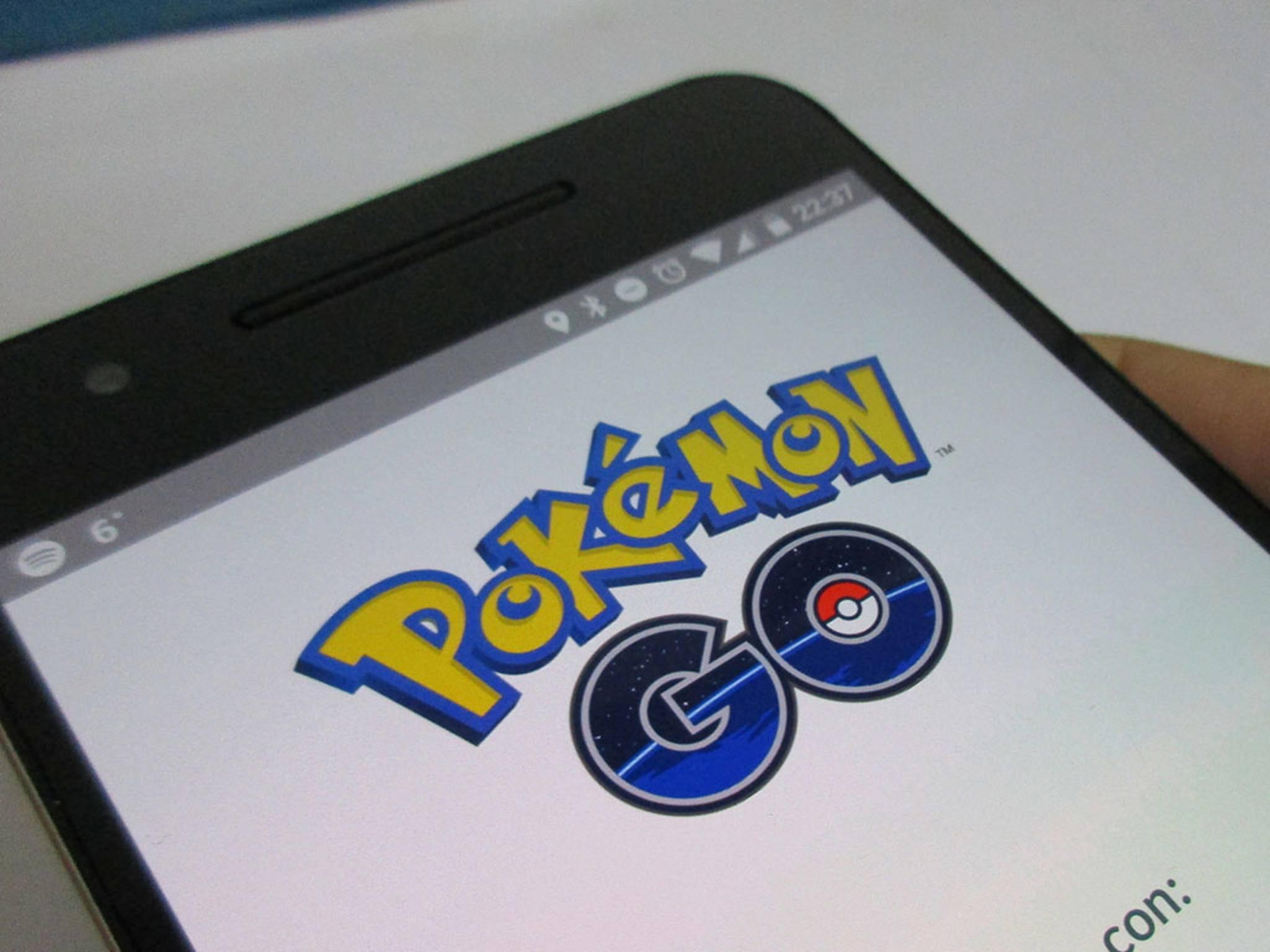 """Deutsche Fans von """"Pokémon Go"""" müssen sich wohl noch etwas gedulden."""