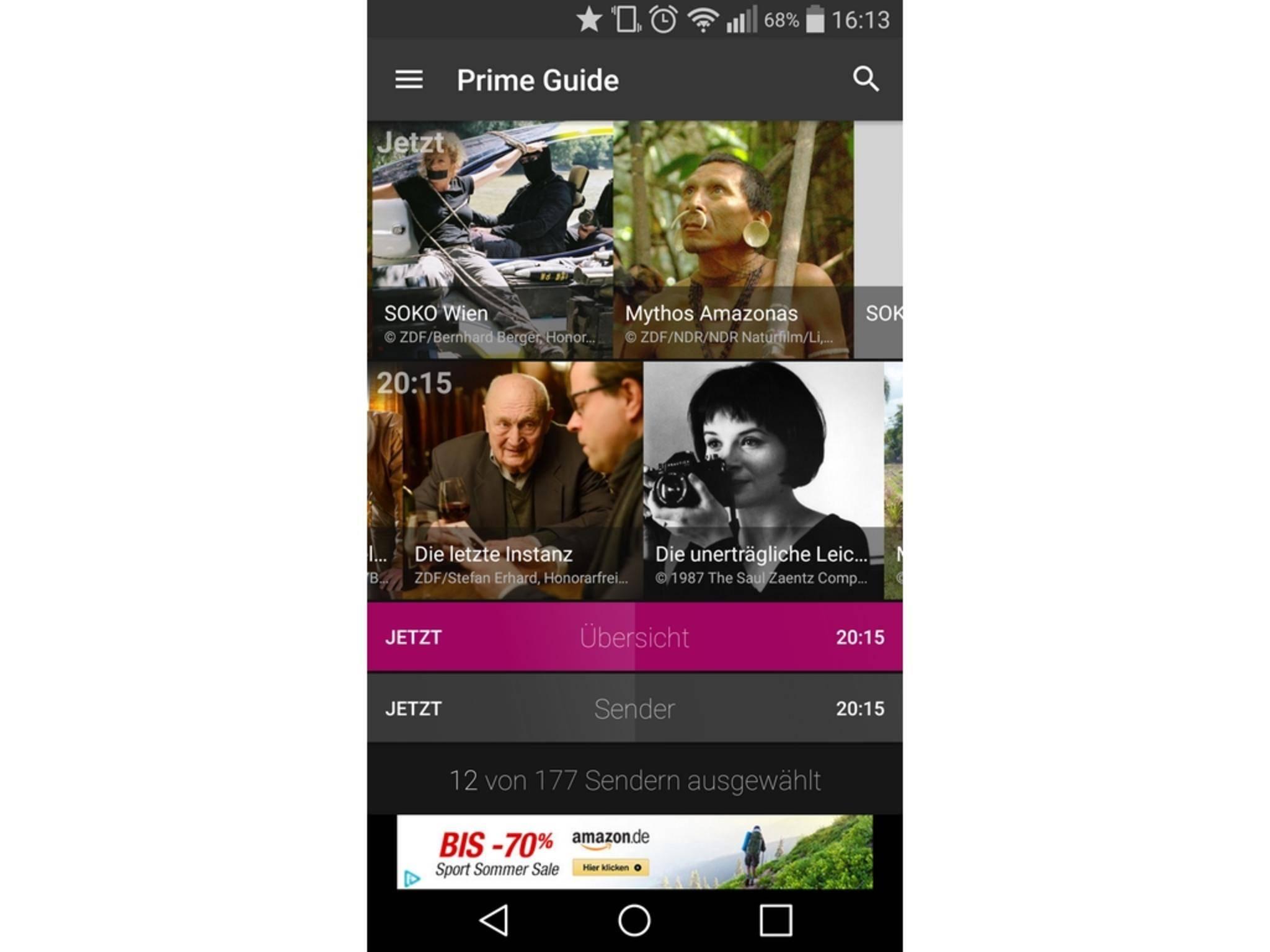 gute tv programm app alles ber android. Black Bedroom Furniture Sets. Home Design Ideas