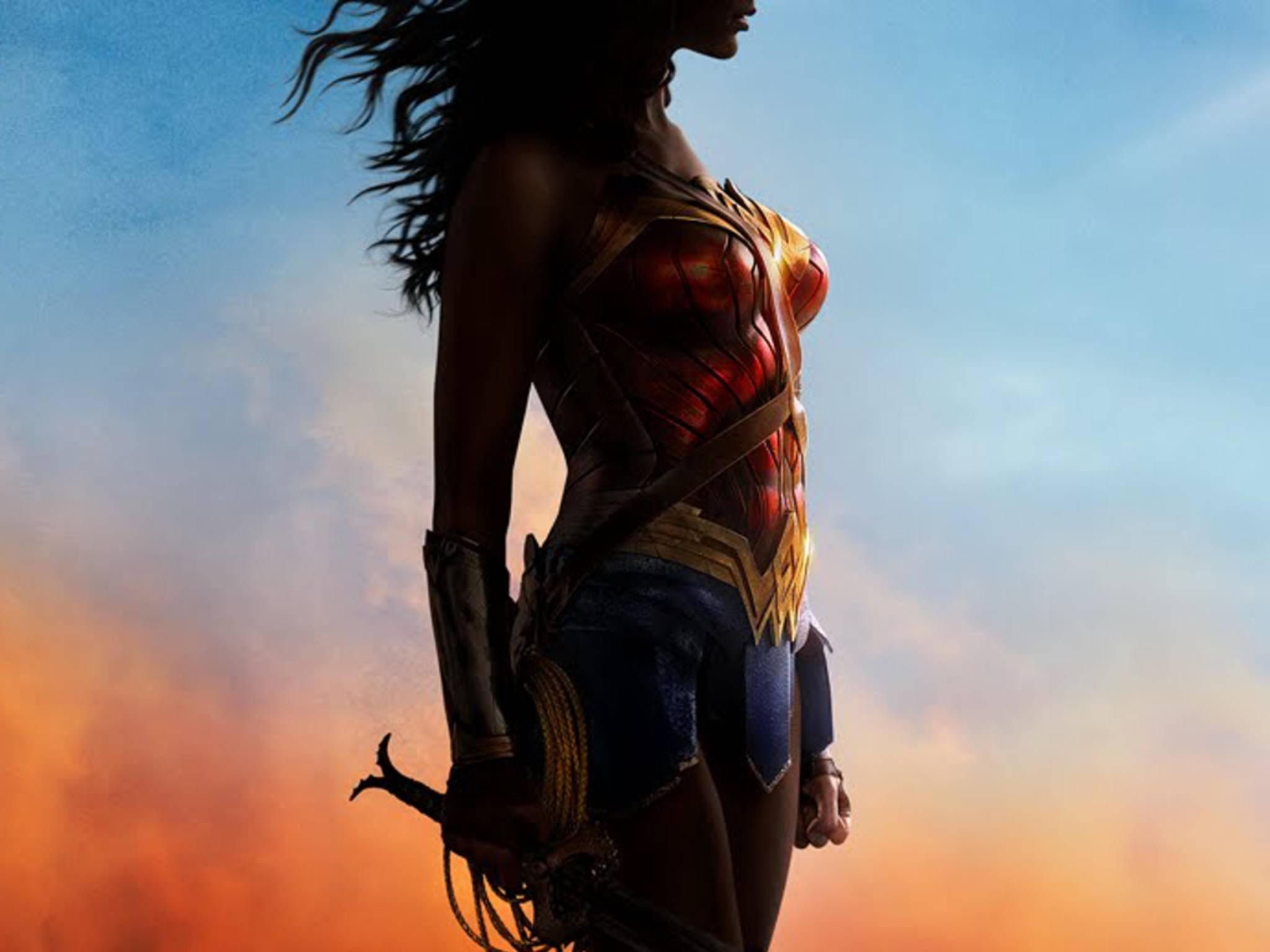 """""""Wonder Woman"""" soll Mitte 2017 in den deutschen Kinos anlaufen."""
