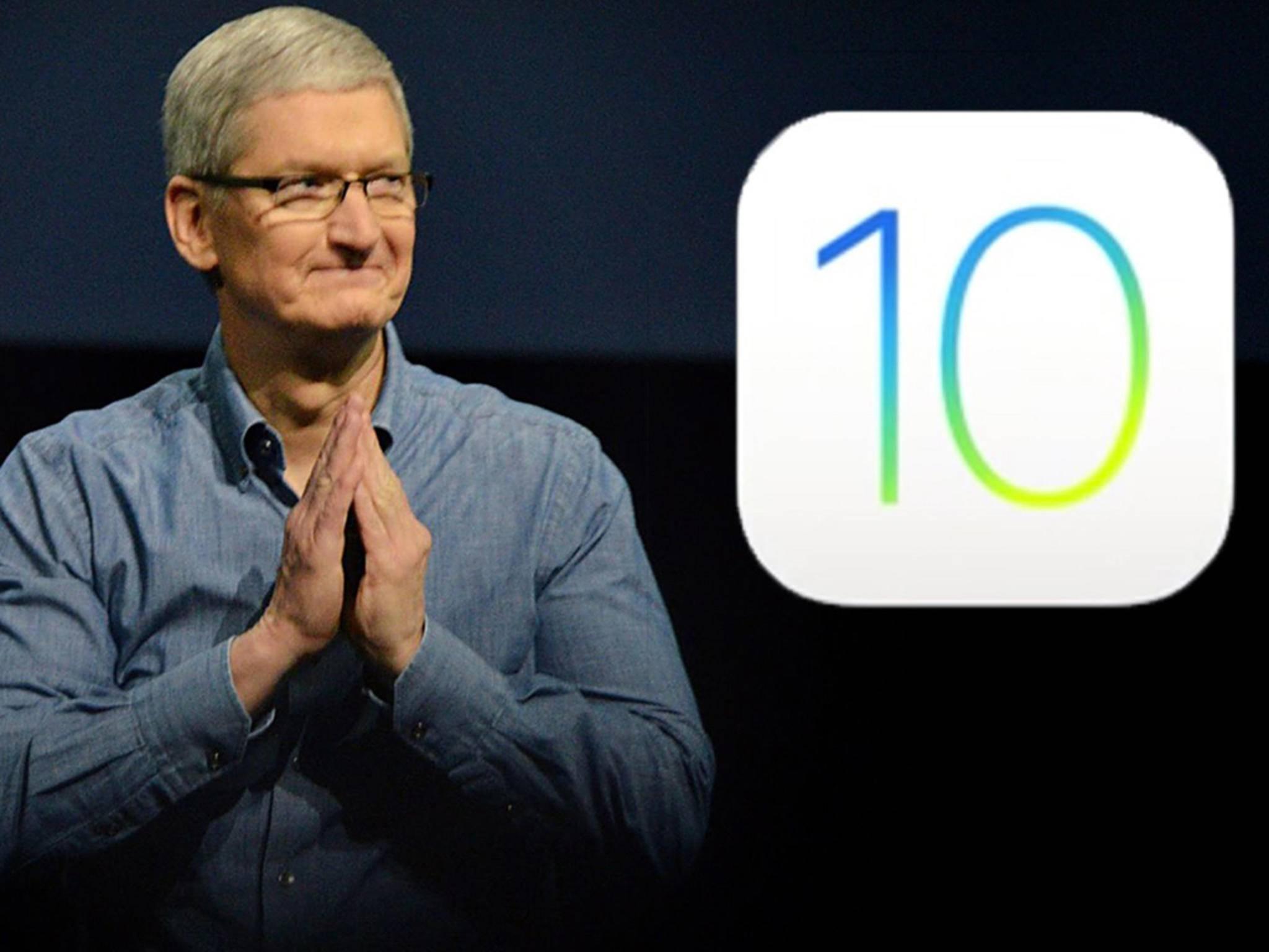 iOS 10 bietet neue Features für Apple-Apps wie Notizen.