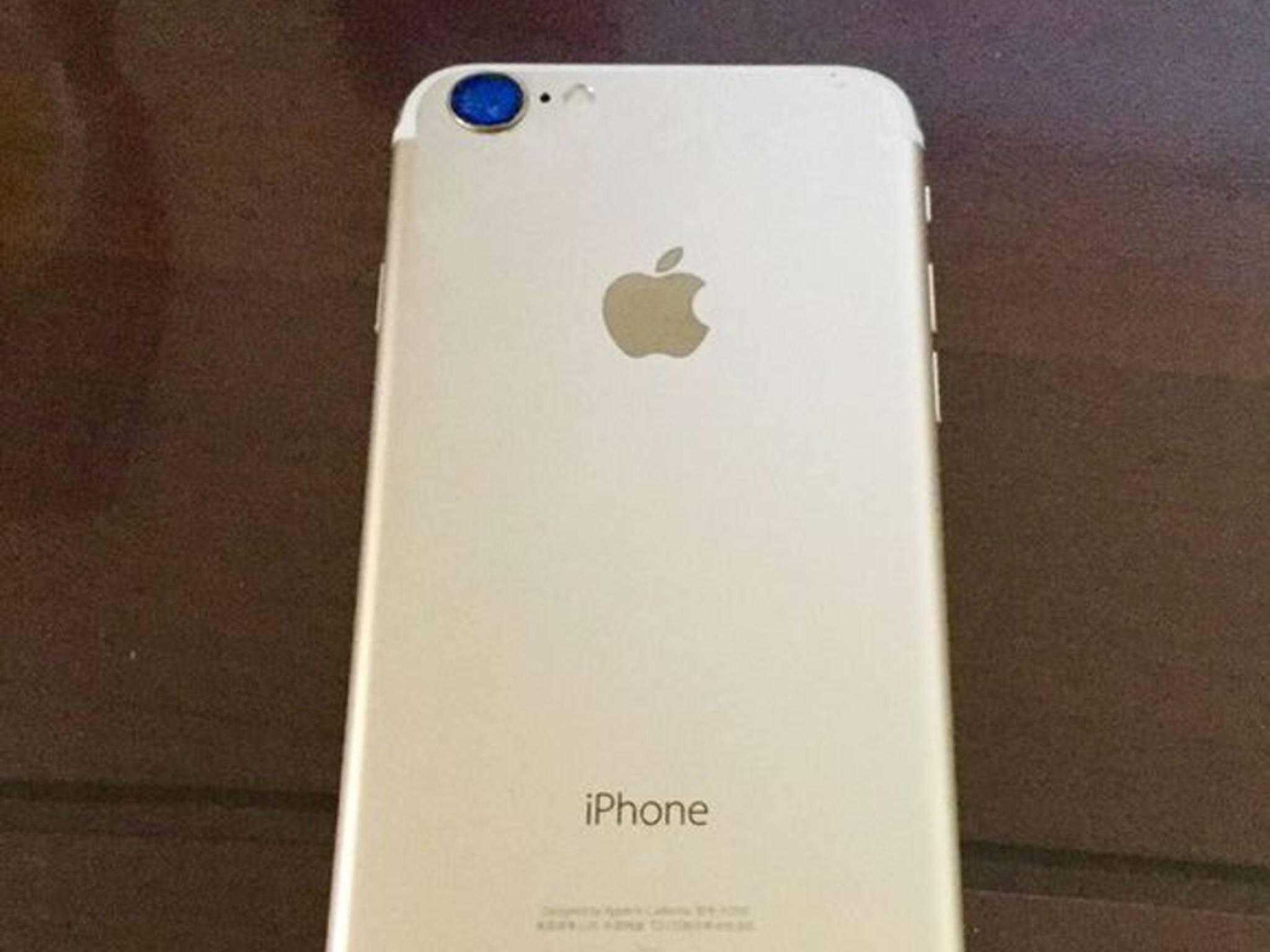 Das iPhone 7 würde mit dezenteren Antennenstreifen deutlich schicker aussehen.