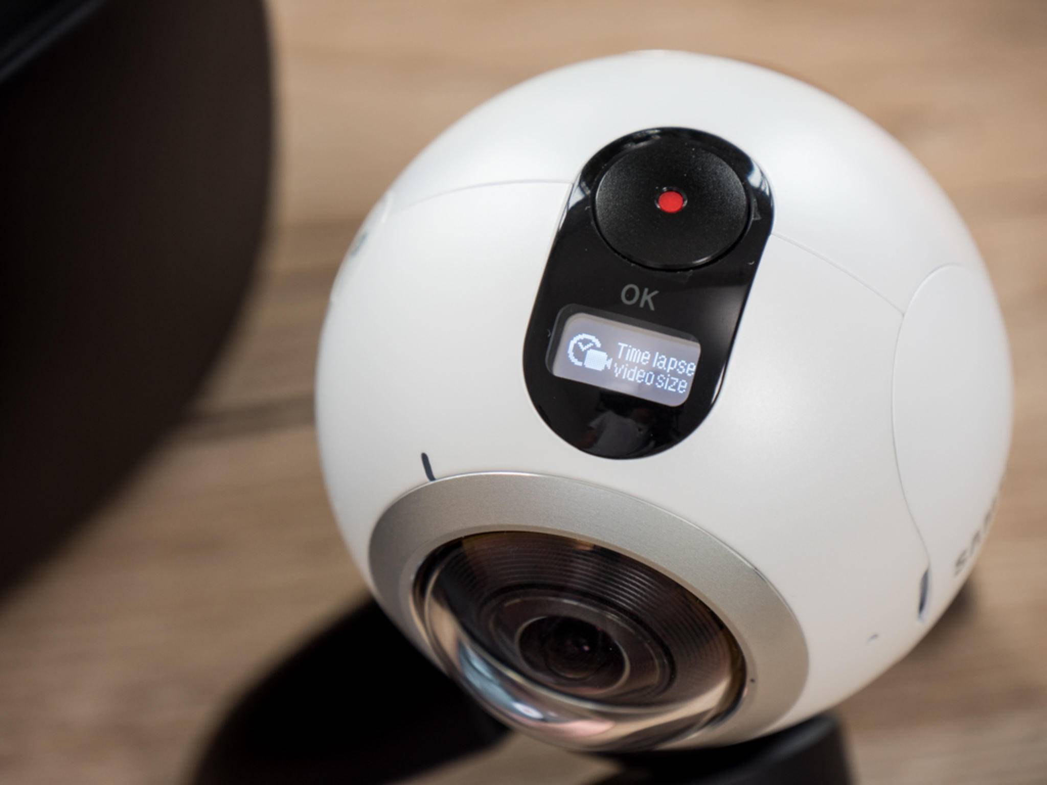 Die Zukunft der Fotografie: 360-Grad-Kameras.