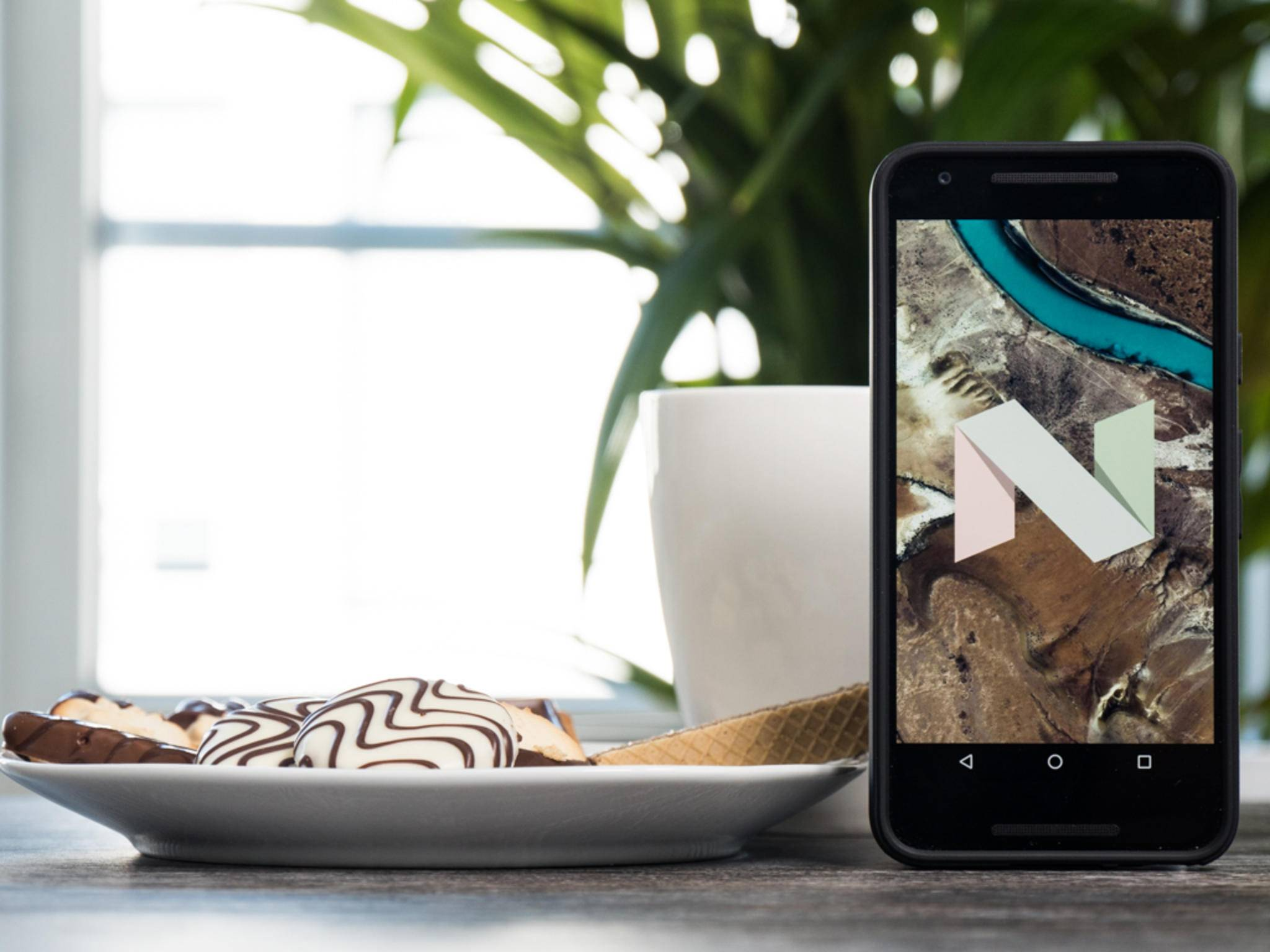 Android 7.0 hat den Beinamen Nougat. Aber schmeckt es auch?