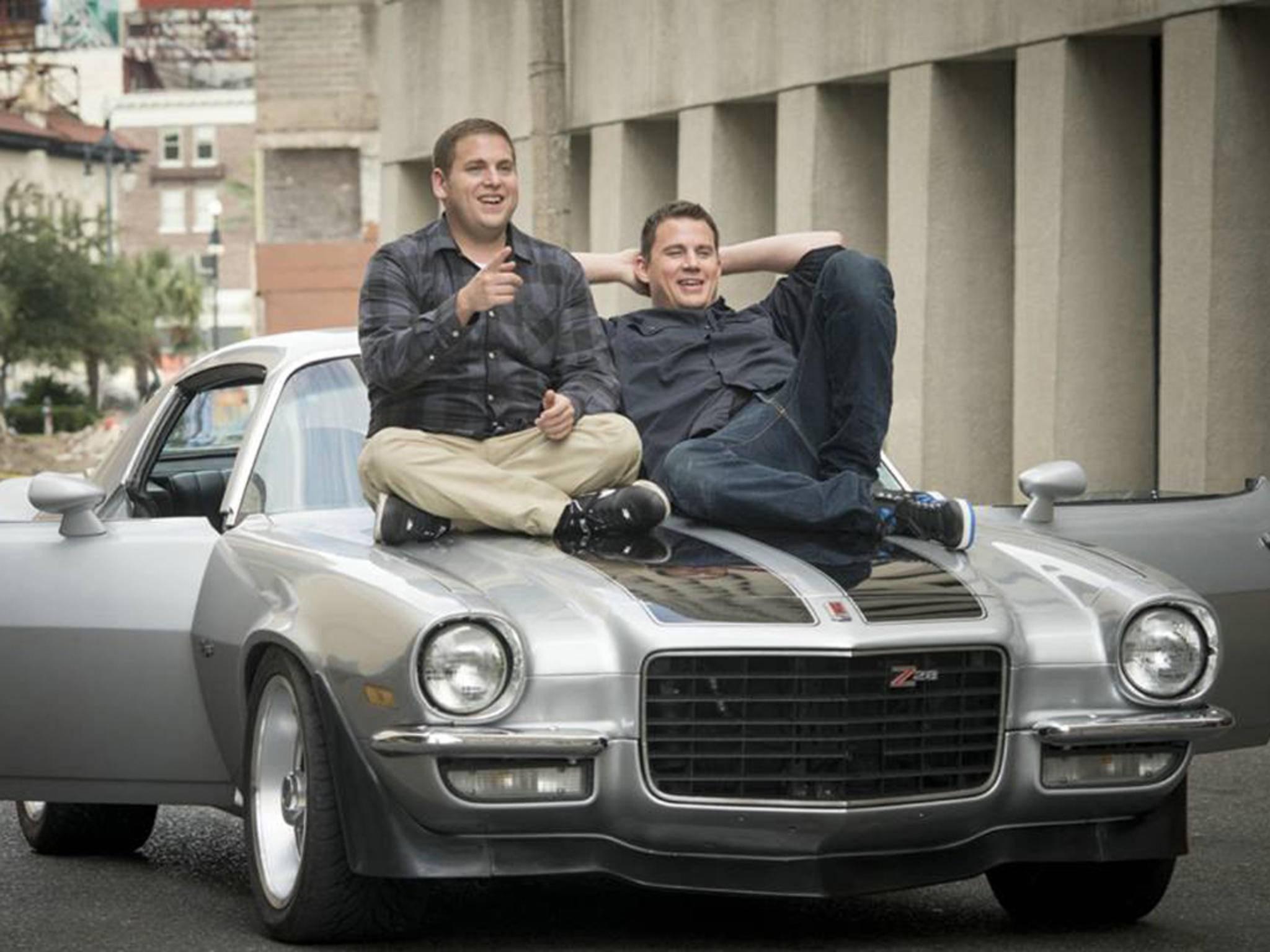 Channing Tatum und Jonah Hill sind die etwas anderen Undercover-Cops.