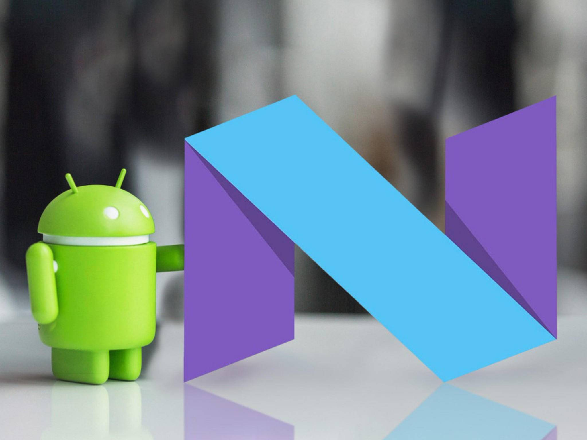 Auch unter Android 7.0 Nougat gibt es noch einige Bugs.