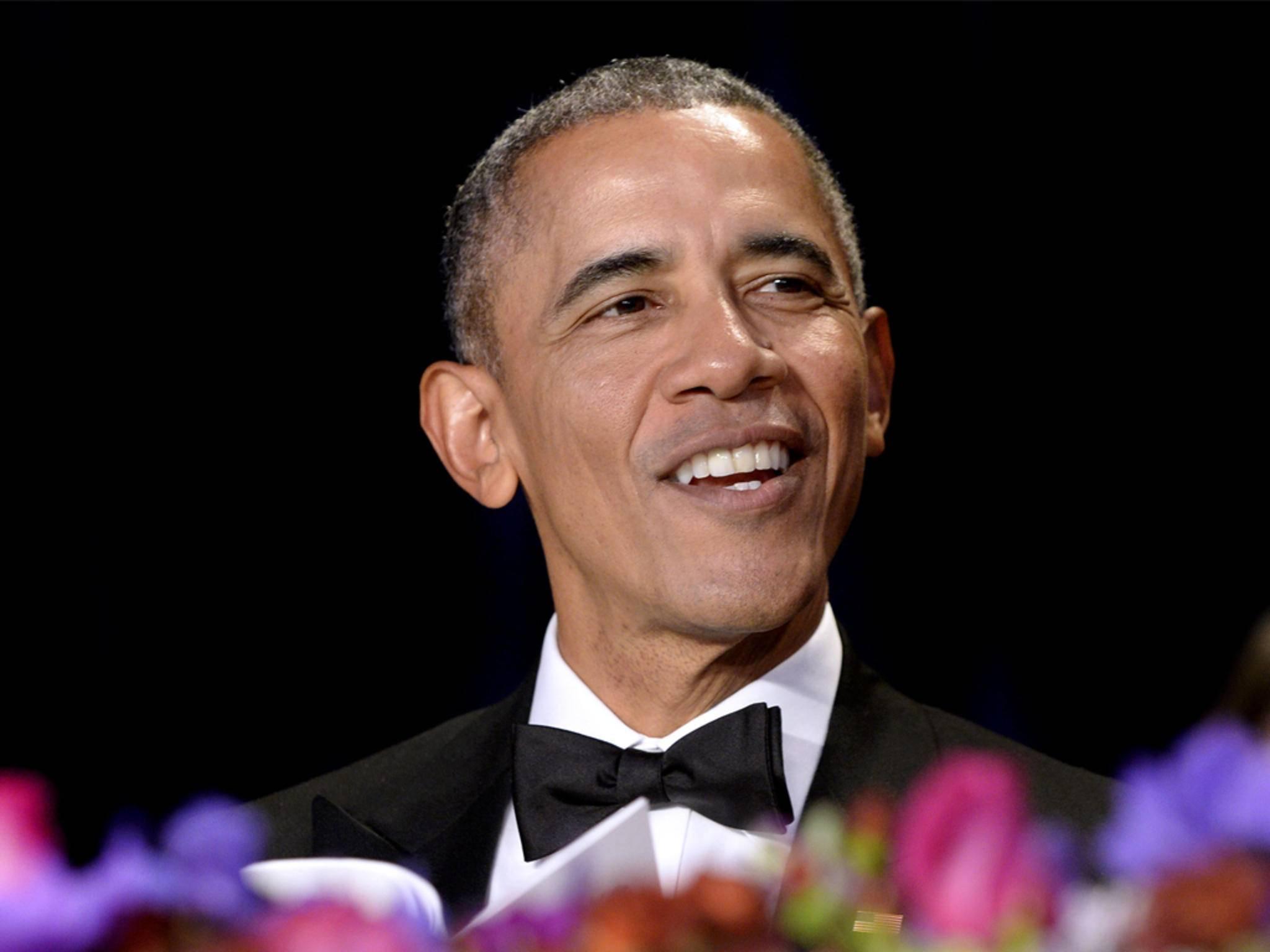 Auch dieses Jahr veröffentlichte Barack Obama wieder seine Lieblingssongs auf Spotify via Twitter.