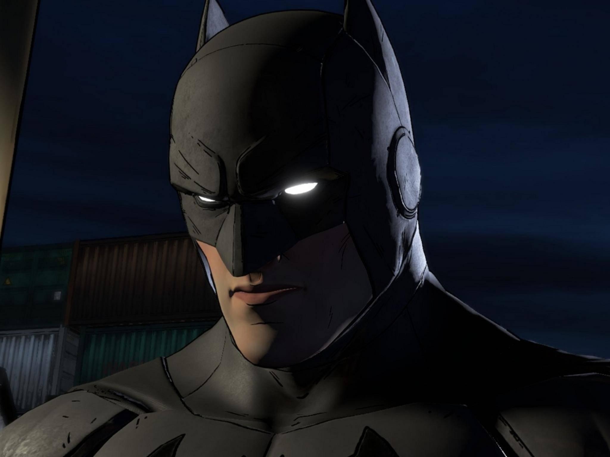 Telltale spendiert Batman ein eigenes Episoden-Adventure.