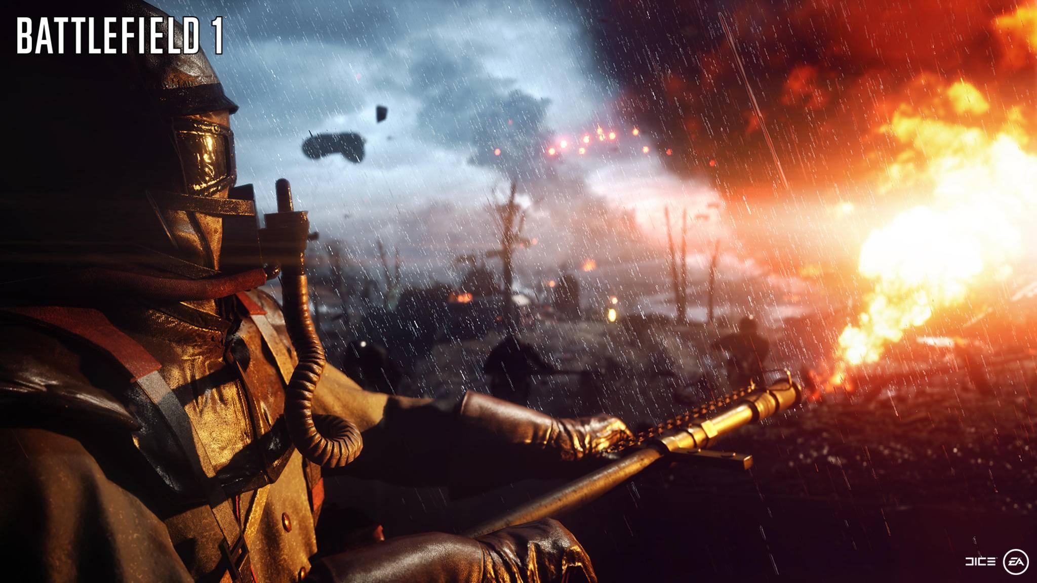 """Nach der """"Battlefield 5""""-Beta sind alle """"Battlefield 1""""-DLCs eine Woche lang kostenlos."""